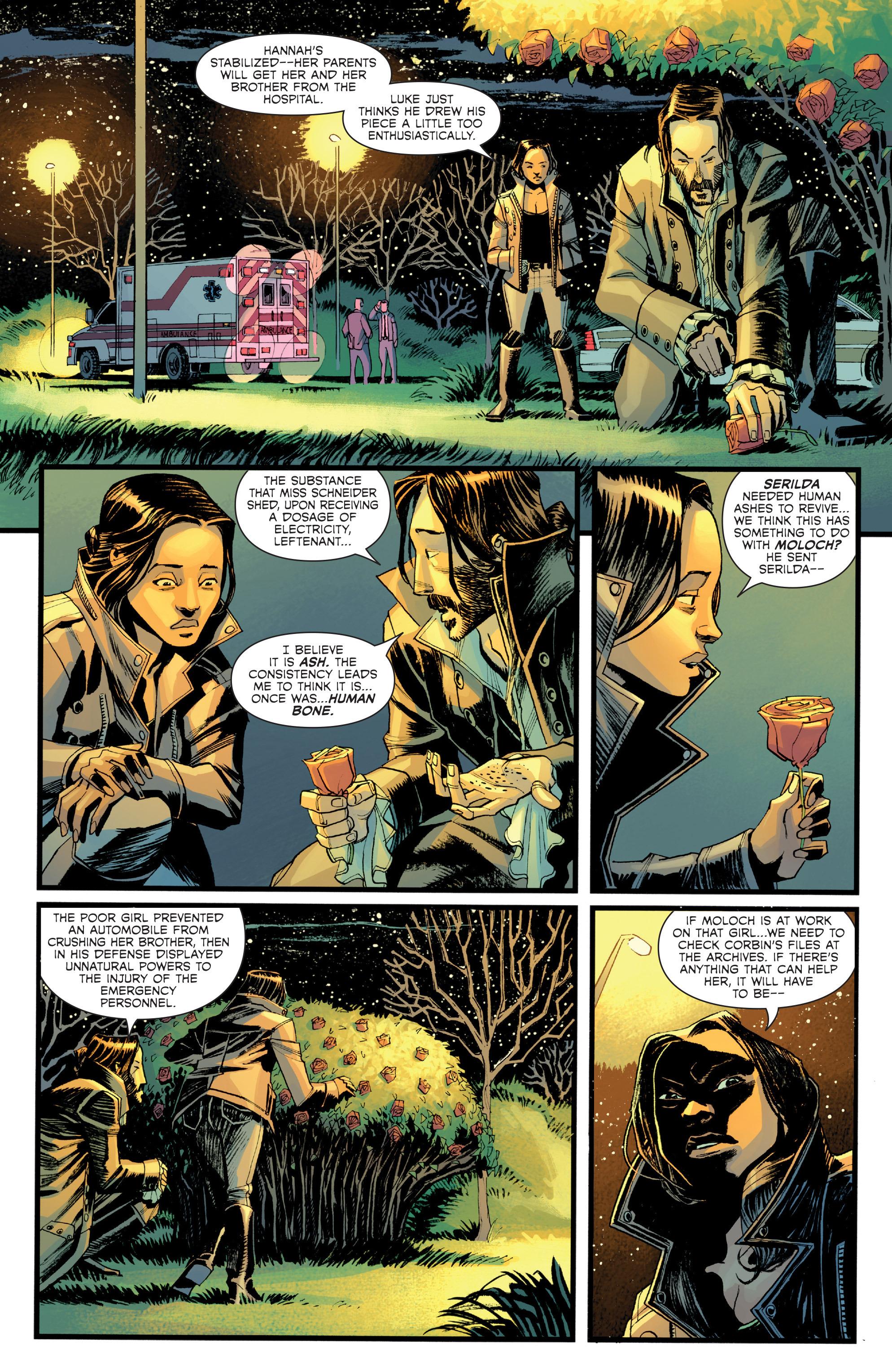Read online Sleepy Hollow (2014) comic -  Issue #1 - 12