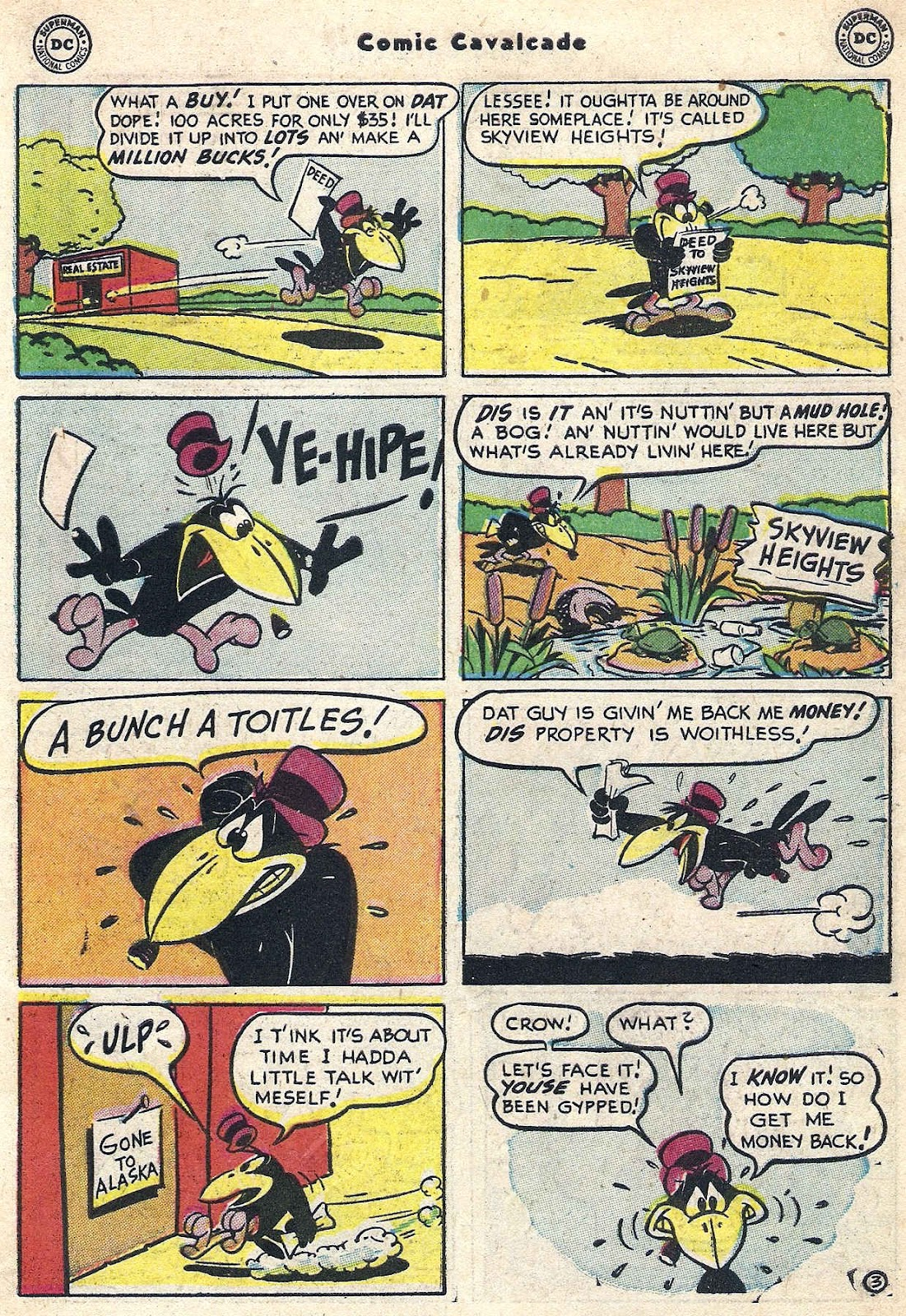 Comic Cavalcade issue 56 - Page 5