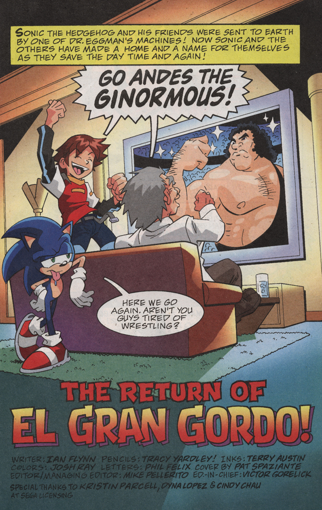 Read online Sonic X comic -  Issue #31 - 3