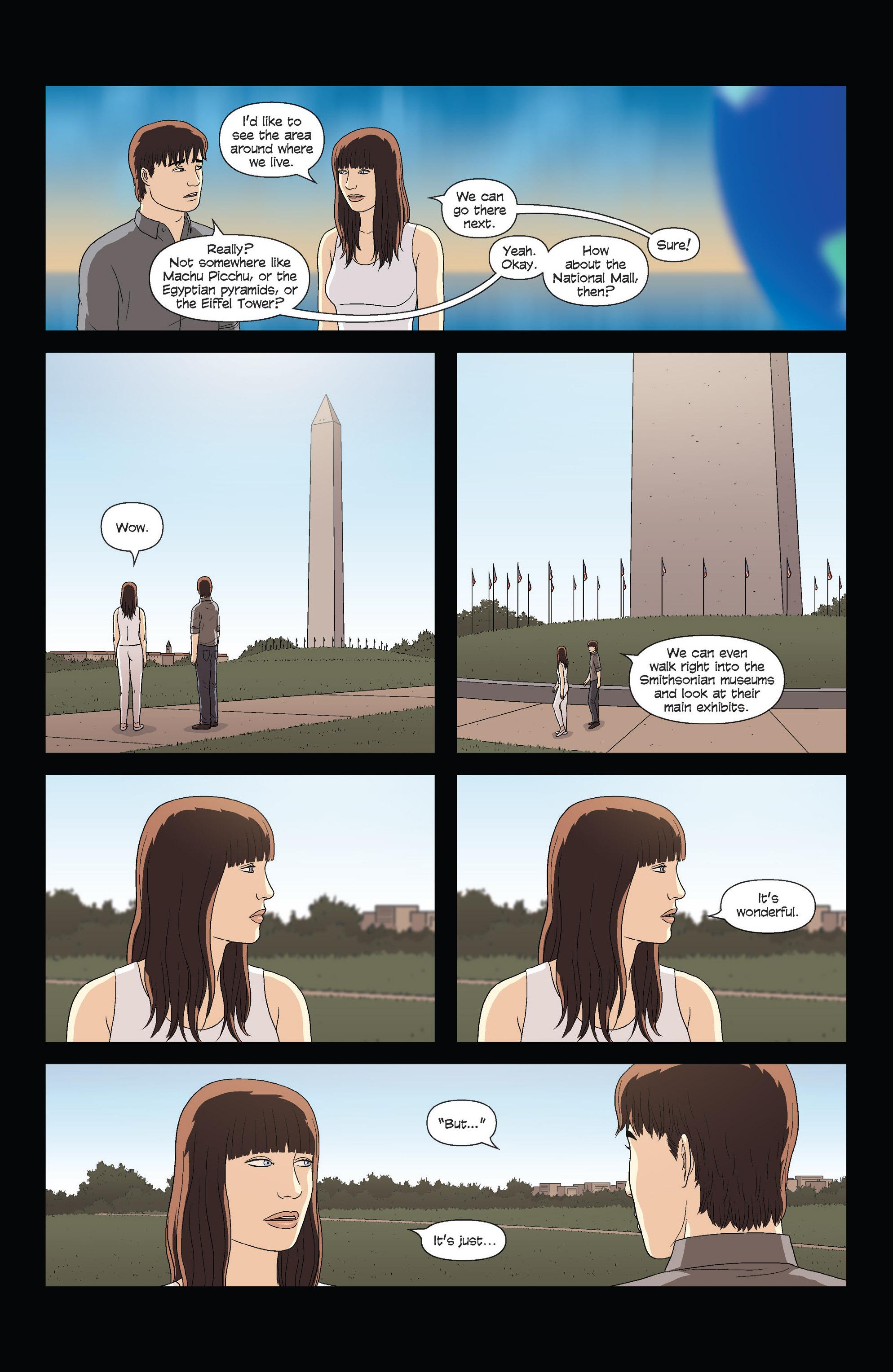 Read online Alex   Ada comic -  Issue #7 - 10