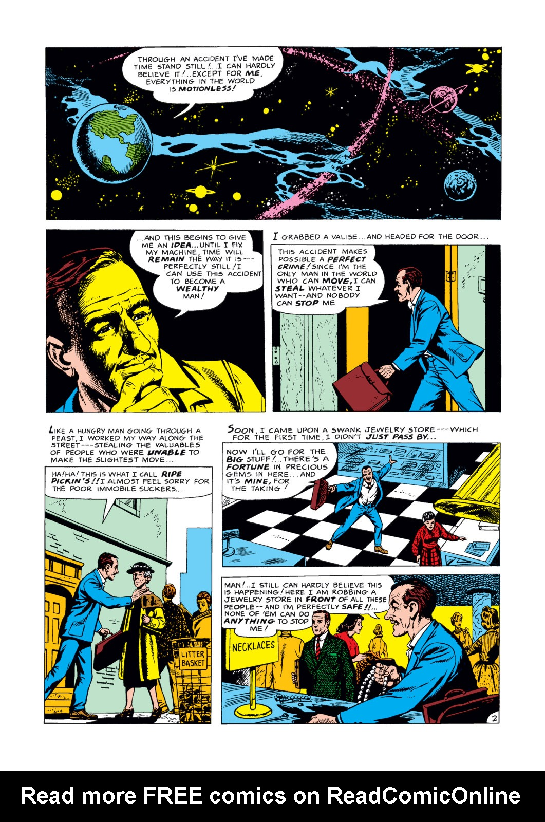 Tales to Astonish (1959) issue 4 - Page 14