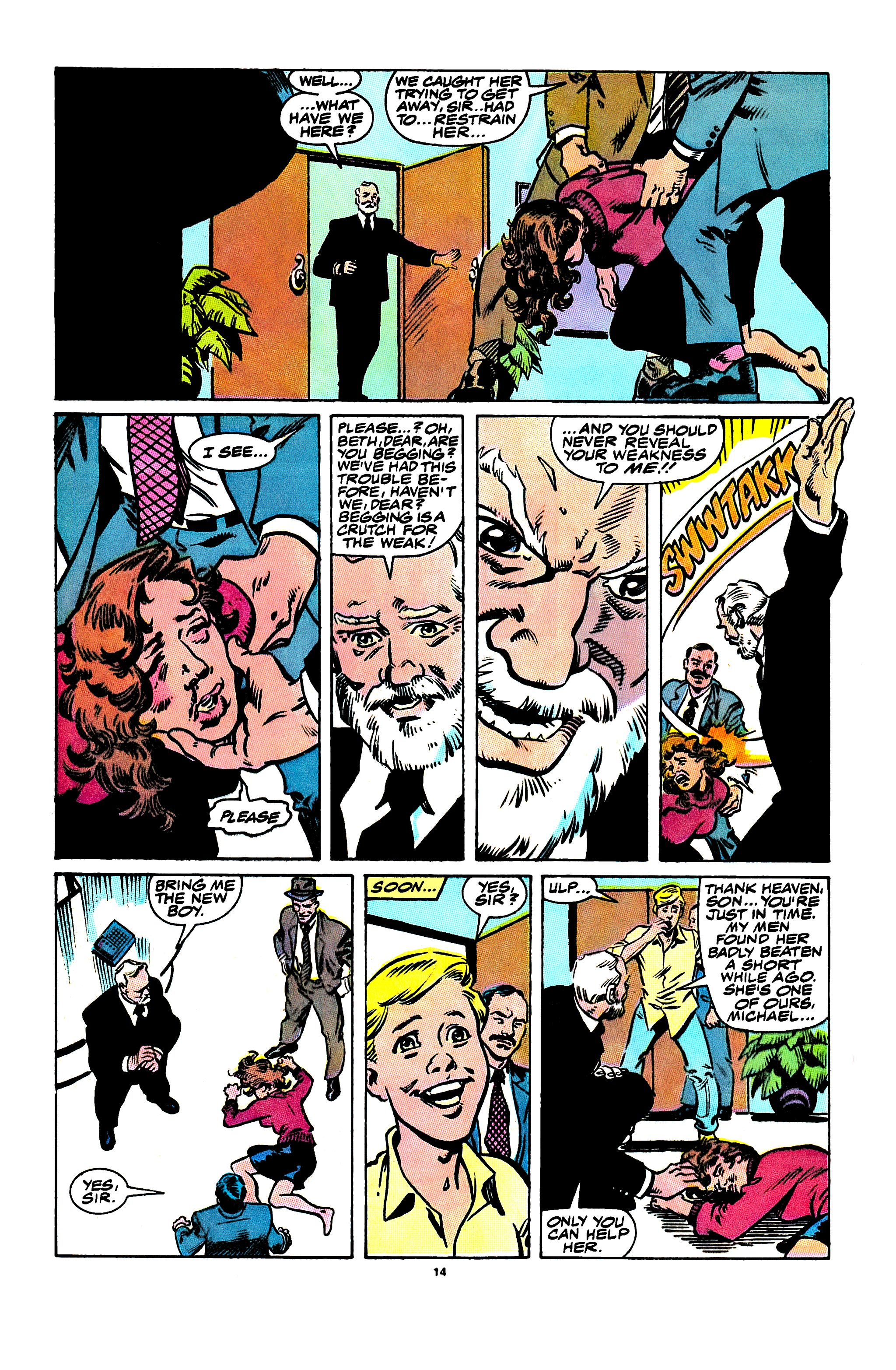 Read online X-Factor (1986) comic -  Issue #47 - 11