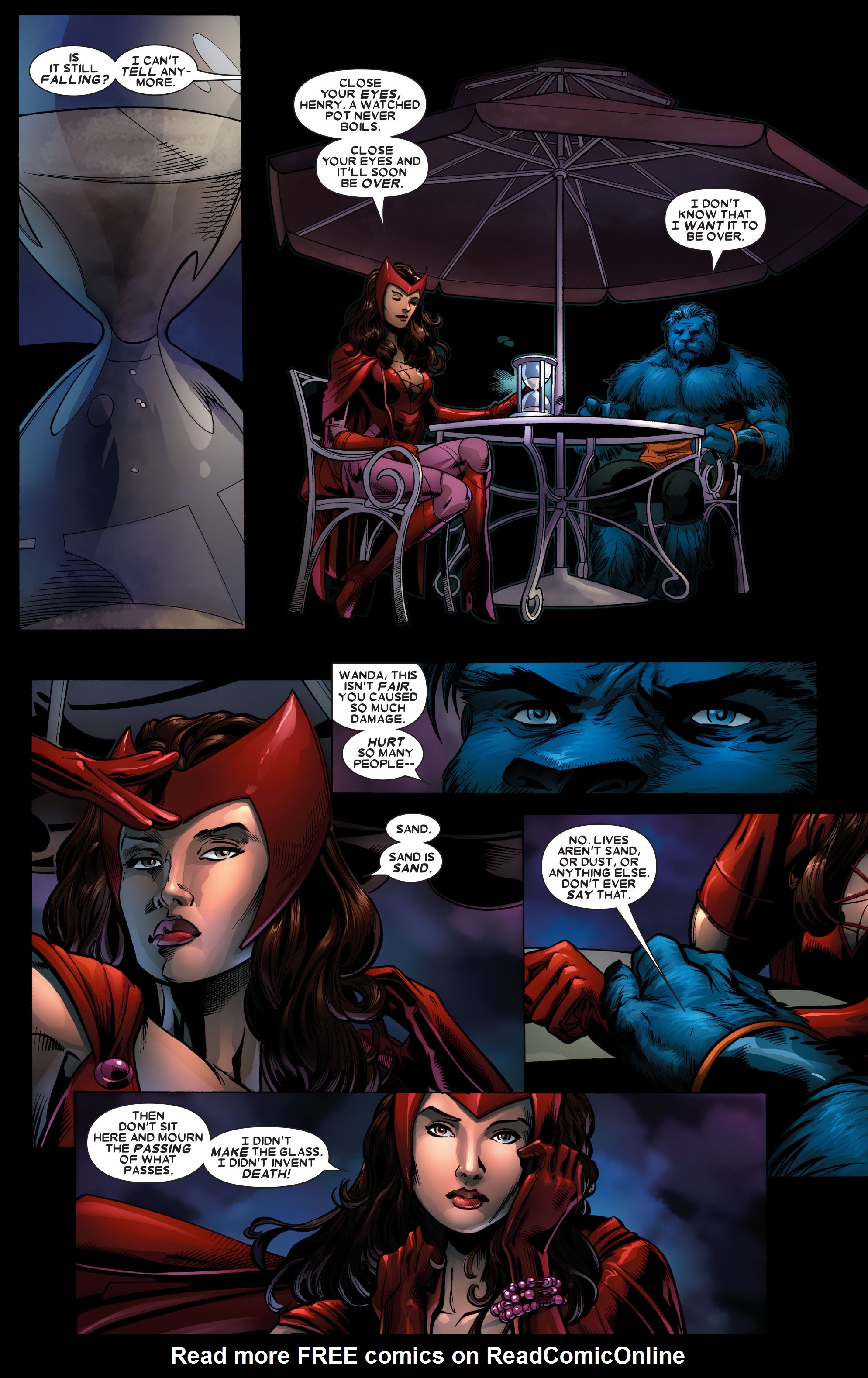 X-Men (1991) 204 Page 23