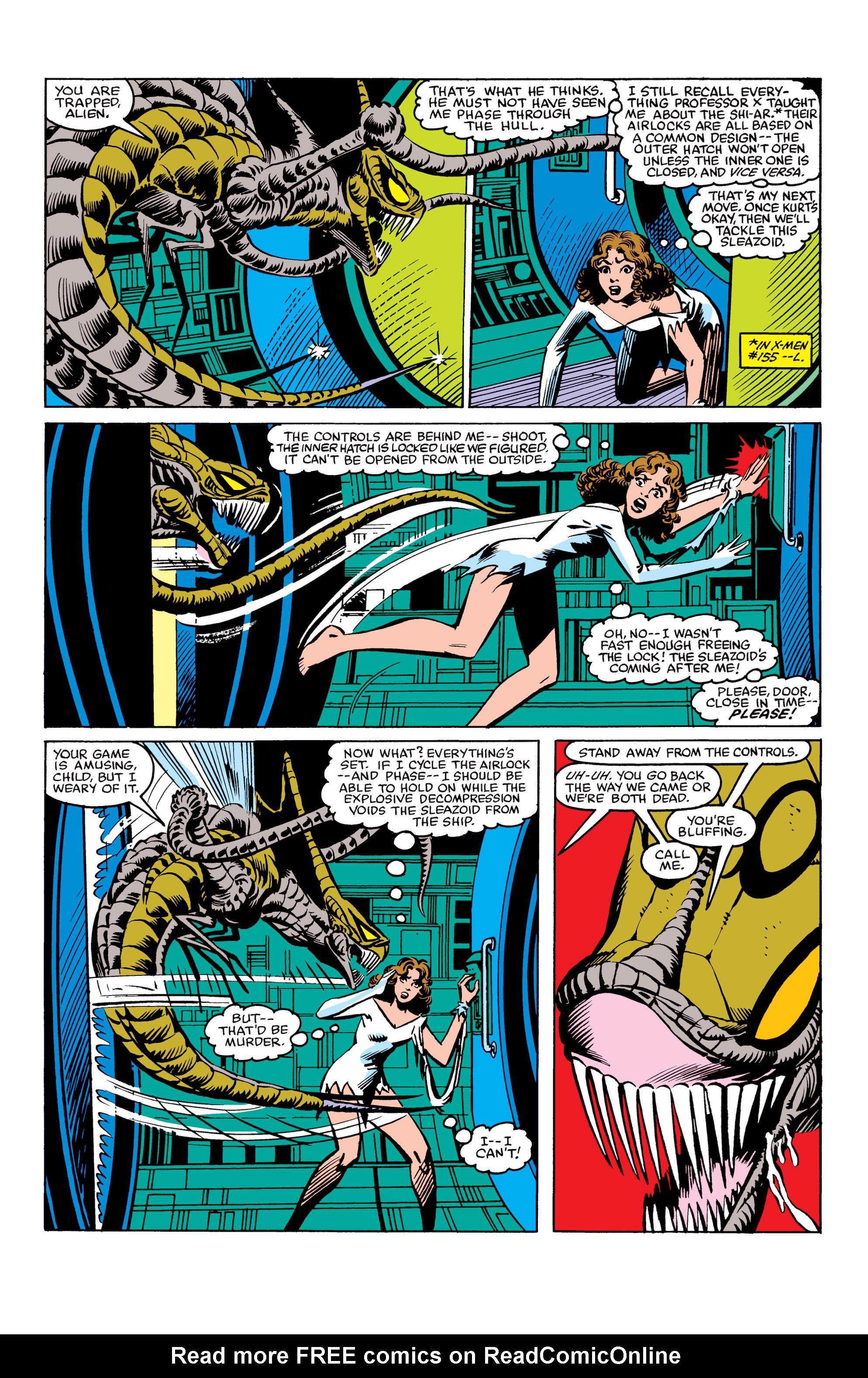 Read online Uncanny X-Men (1963) comic -  Issue #163 - 20