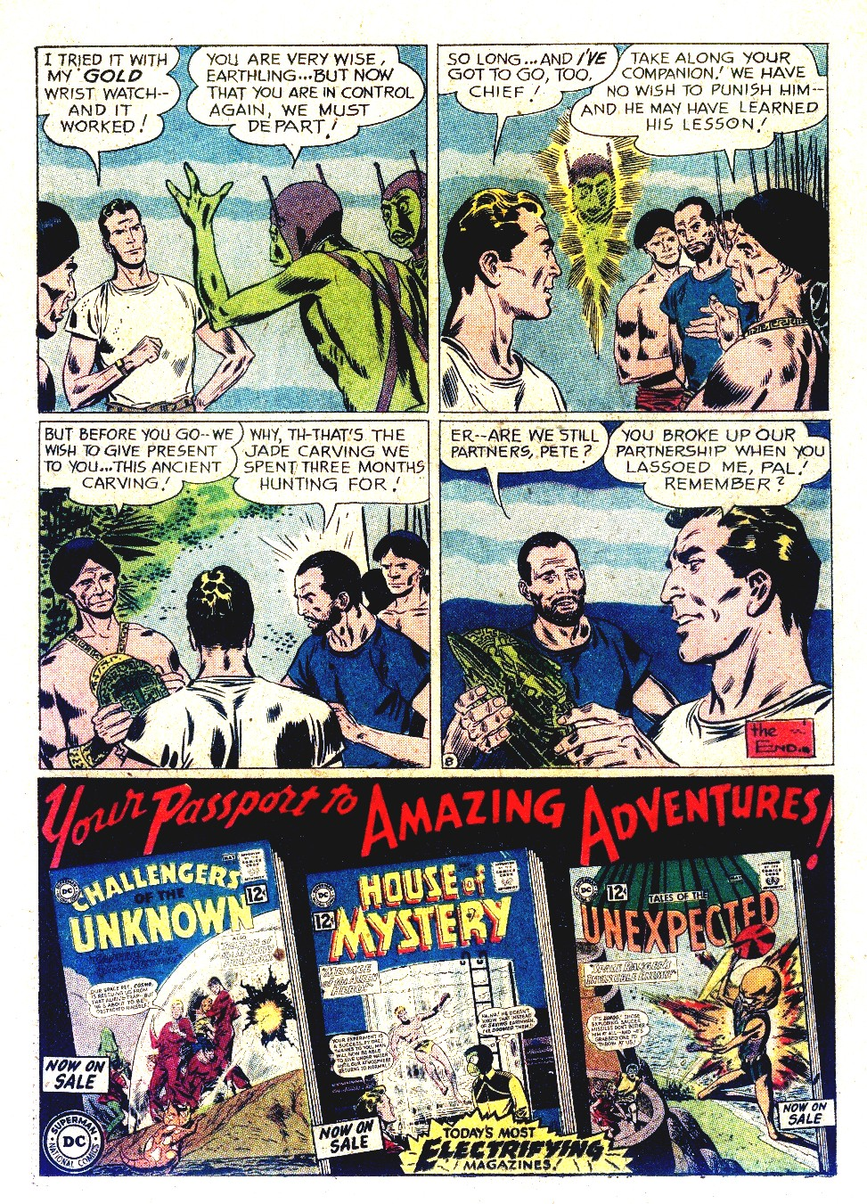 My Greatest Adventure (1955) issue 67 - Page 10