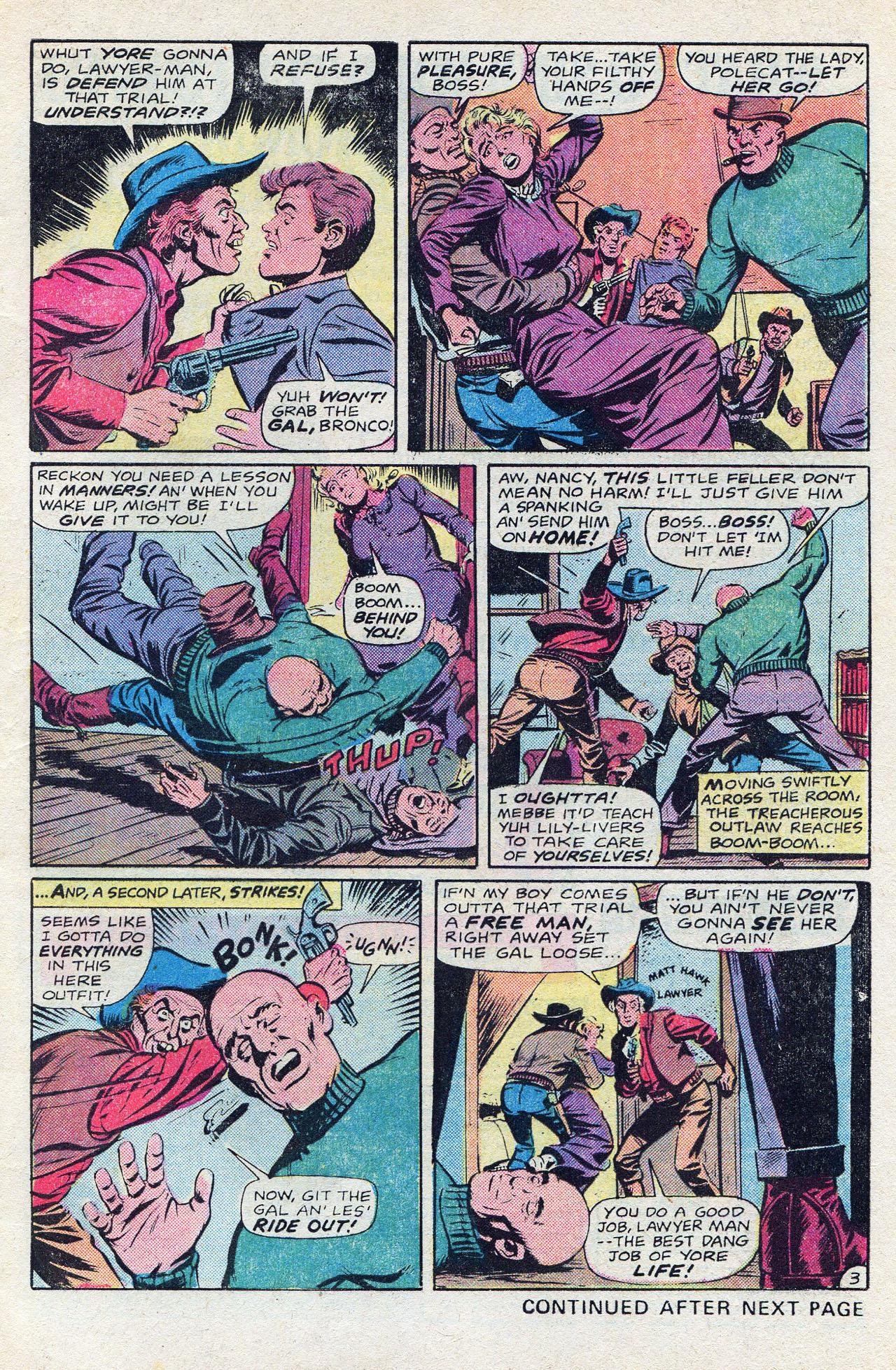 Read online Two-Gun Kid comic -  Issue #128 - 5