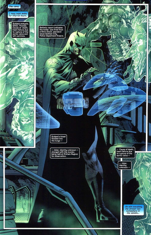 Read online Batman: Hush comic -  Issue #8 - 6
