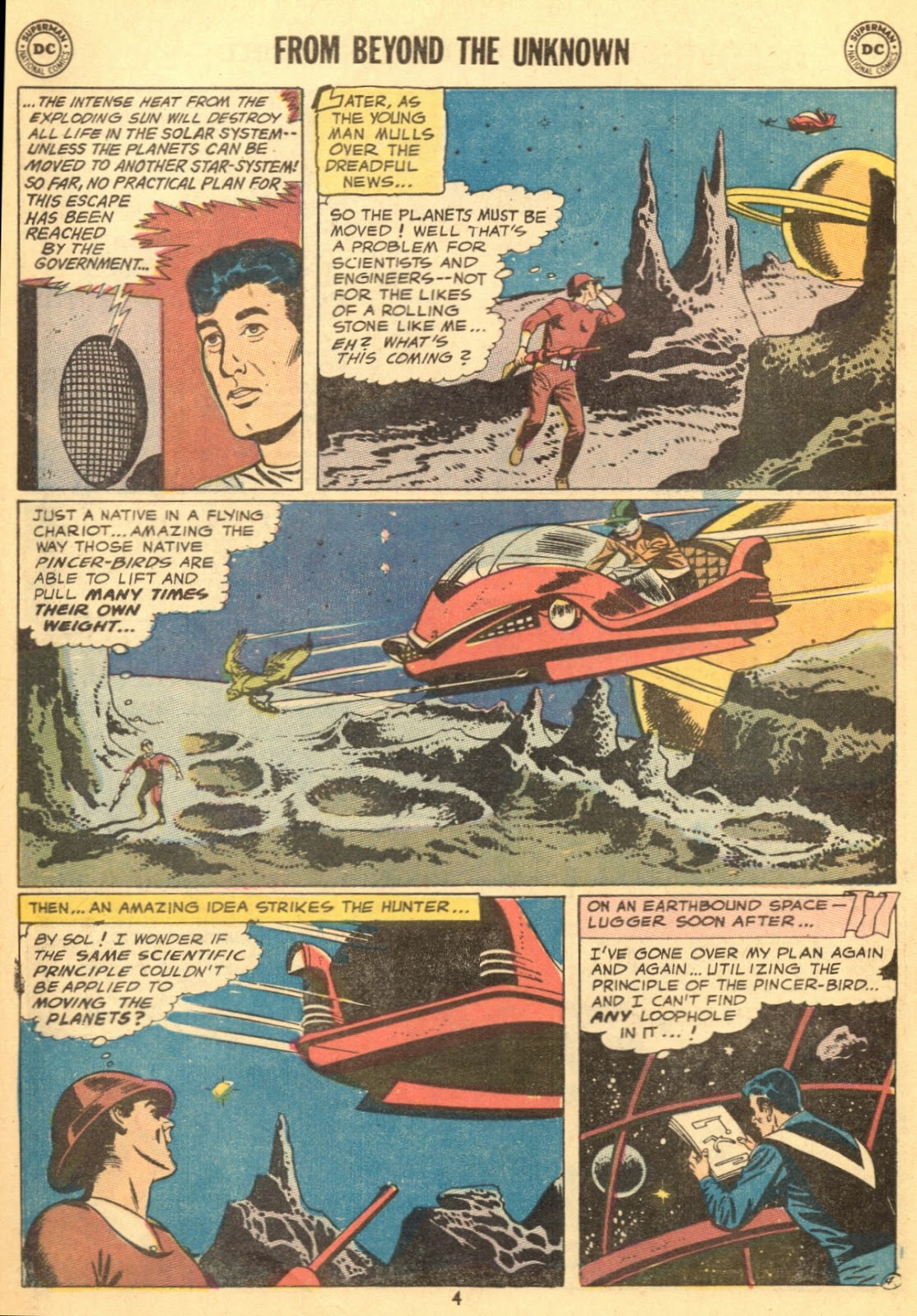From Beyond the Unknown (1969) issue 9 - Page 6
