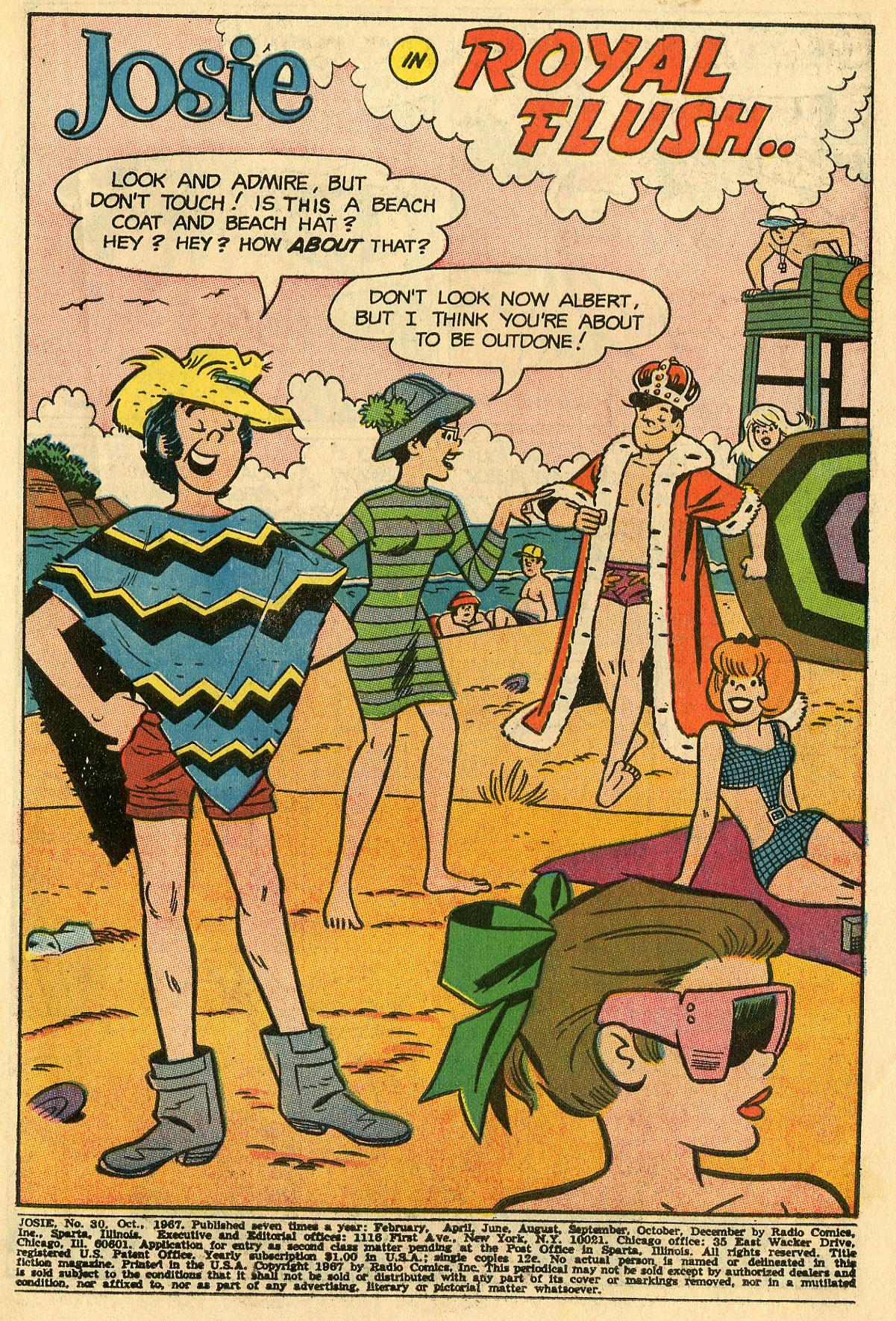 Read online She's Josie comic -  Issue #30 - 3