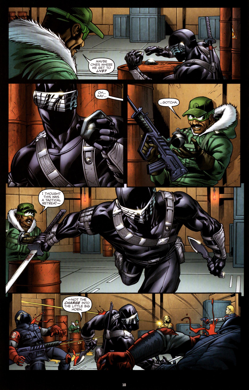 Read online G.I. Joe: Snake Eyes comic -  Issue #2 - 13