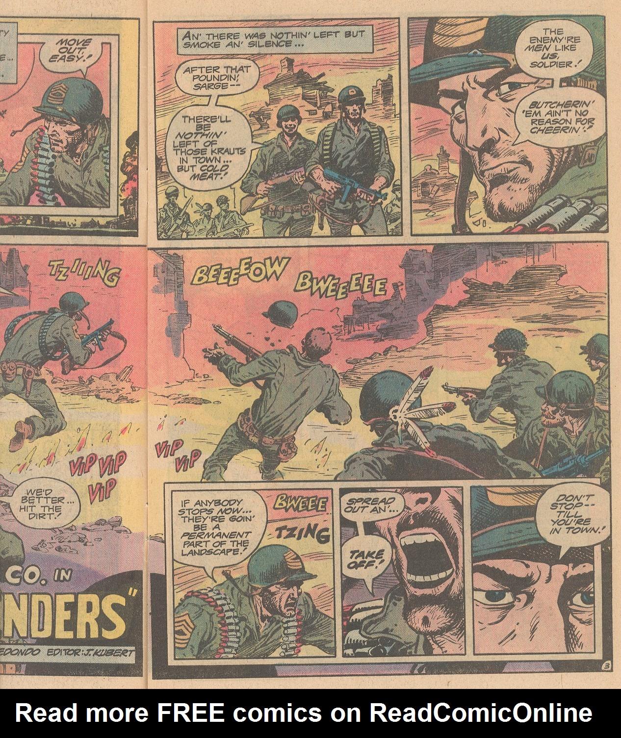 Read online Sgt. Rock comic -  Issue #359 - 4