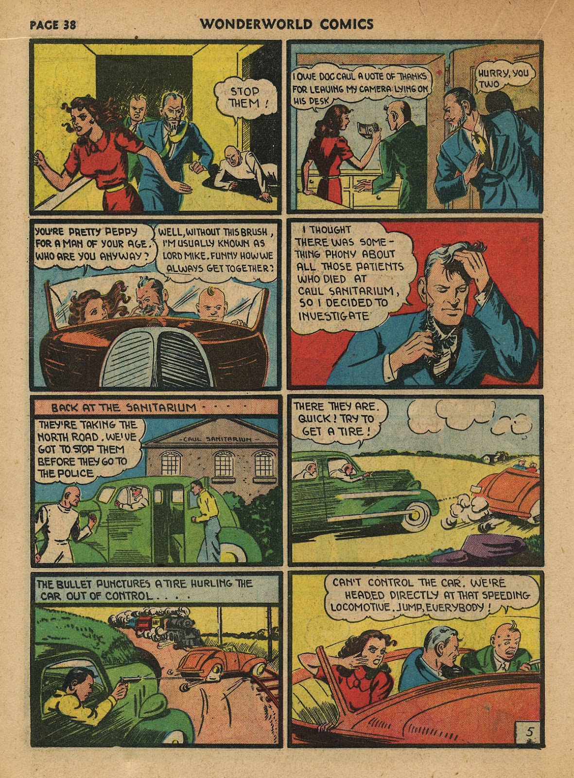 Wonderworld Comics issue 23 - Page 39