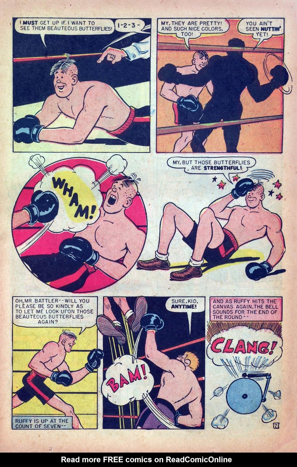 Read online Joker Comics comic -  Issue #26 - 19