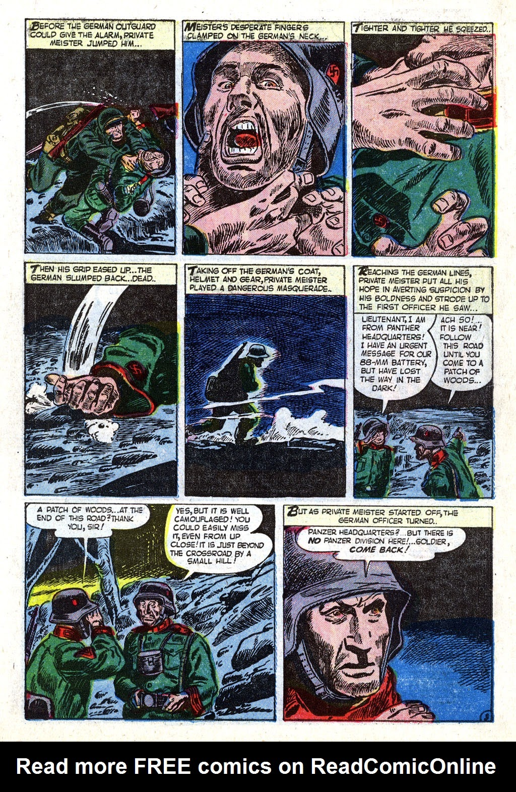 Combat (1952) issue 11 - Page 14