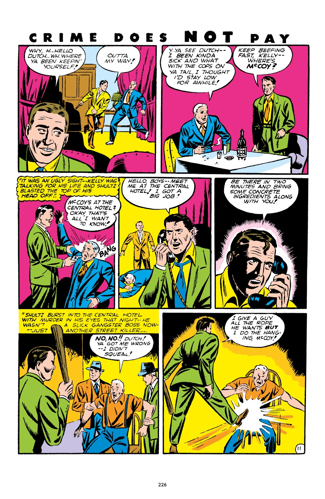 Read online Crime Does Not Pay Archives comic -  Issue # TPB 1 (Part 3) - 29