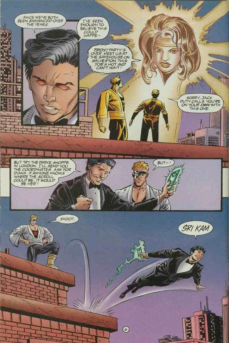 Read online Ultraverse Premiere comic -  Issue #11 - 8