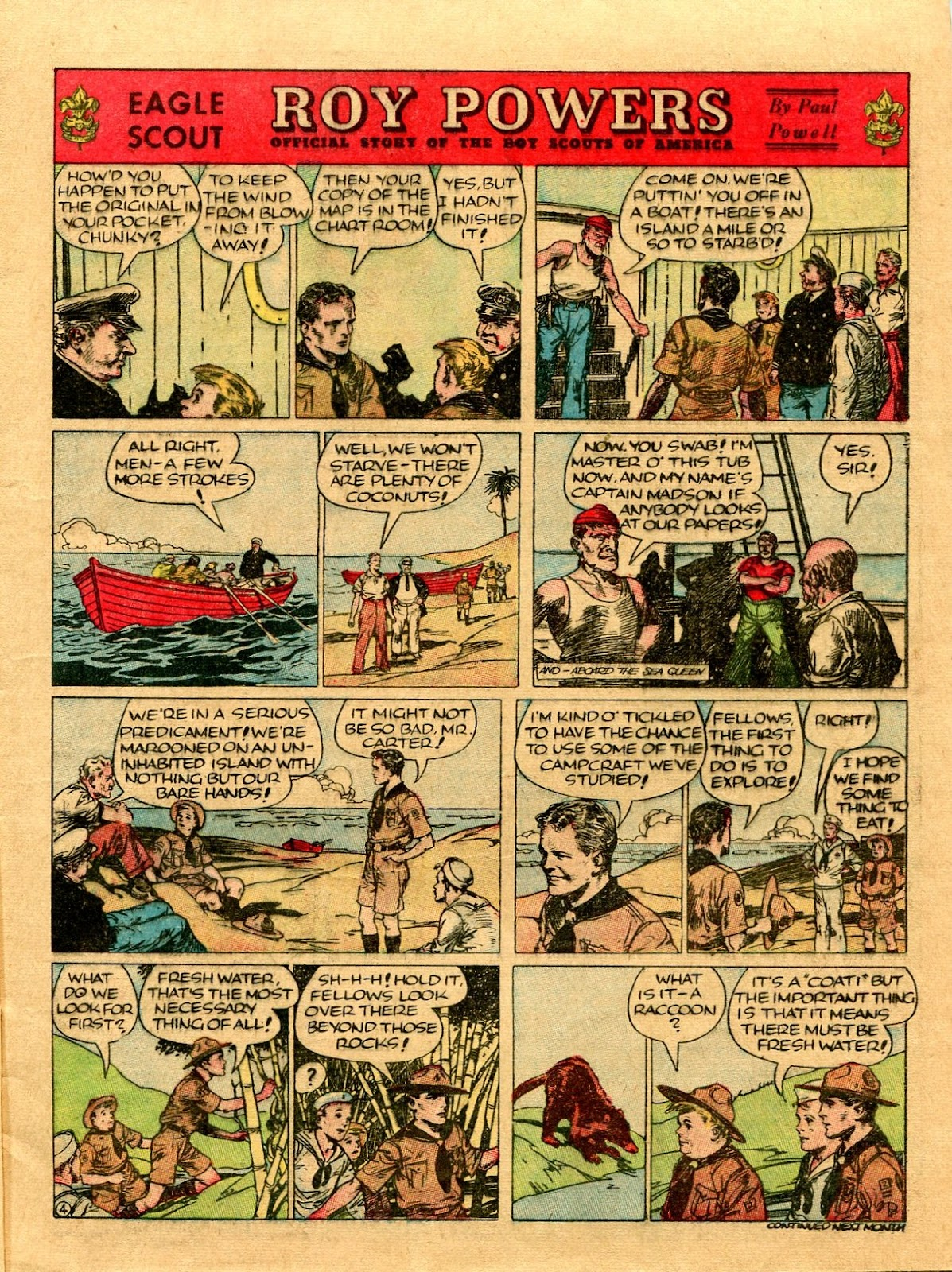 Read online Famous Funnies comic -  Issue #56 - 9
