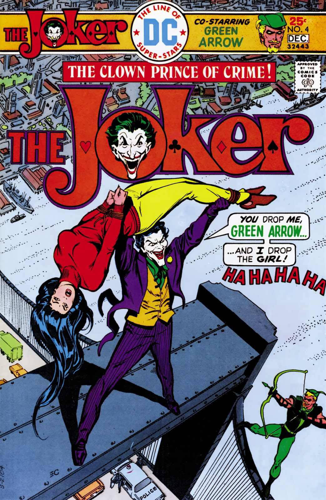 The Joker (1975) issue 4 - Page 1