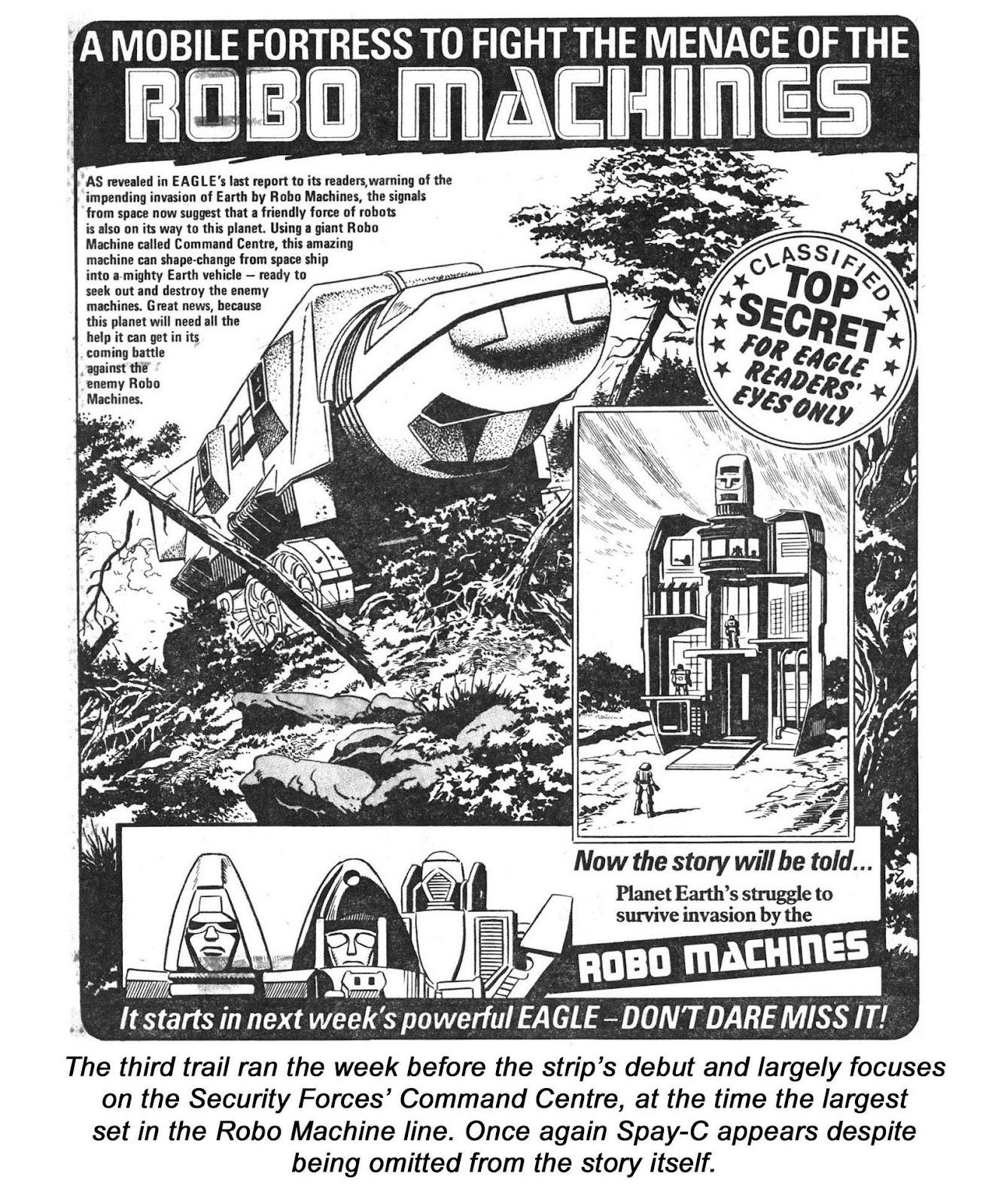 Read online Robo Machines comic -  Issue # TPB - 7