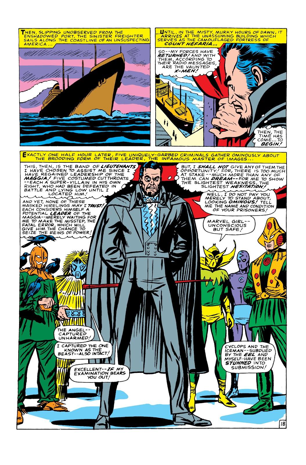 Uncanny X-Men (1963) issue 22 - Page 19