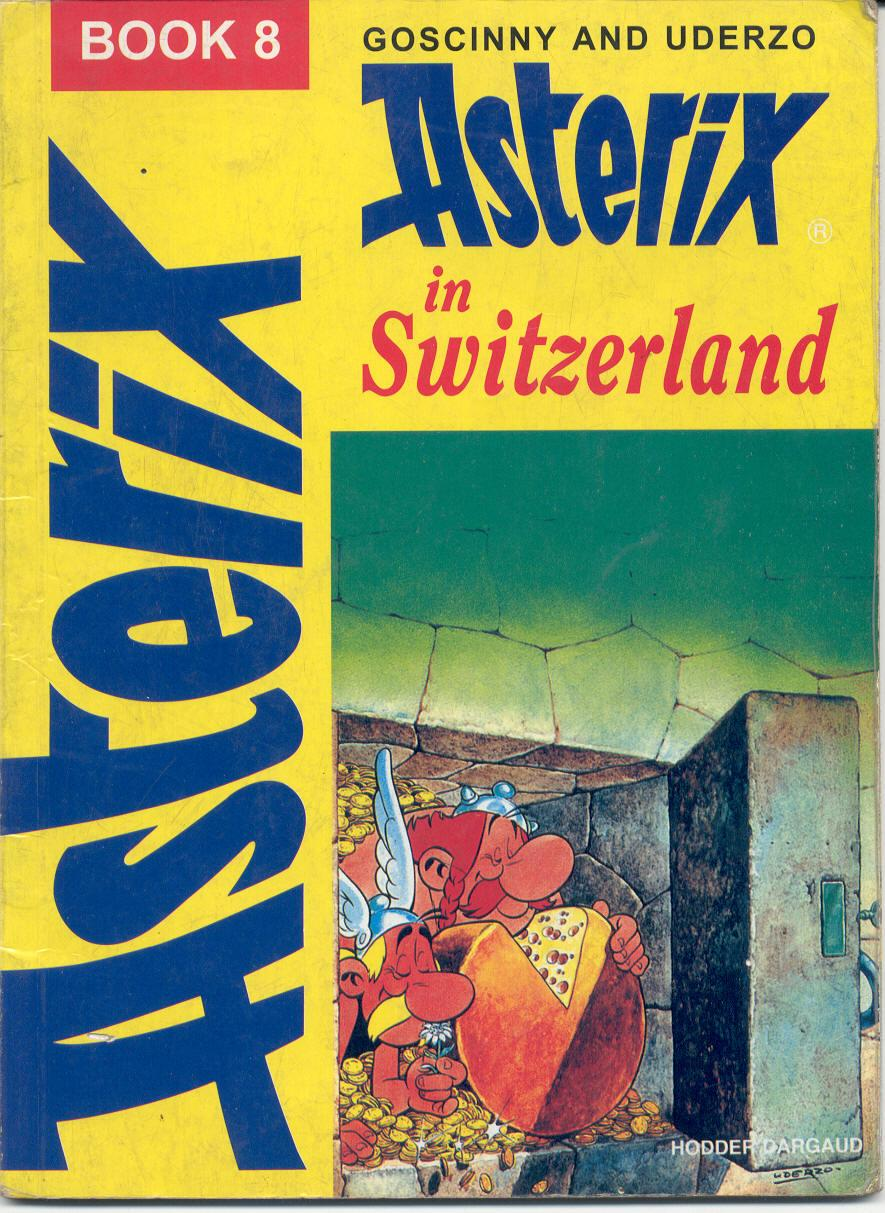 Read online Asterix comic -  Issue #16 - 1