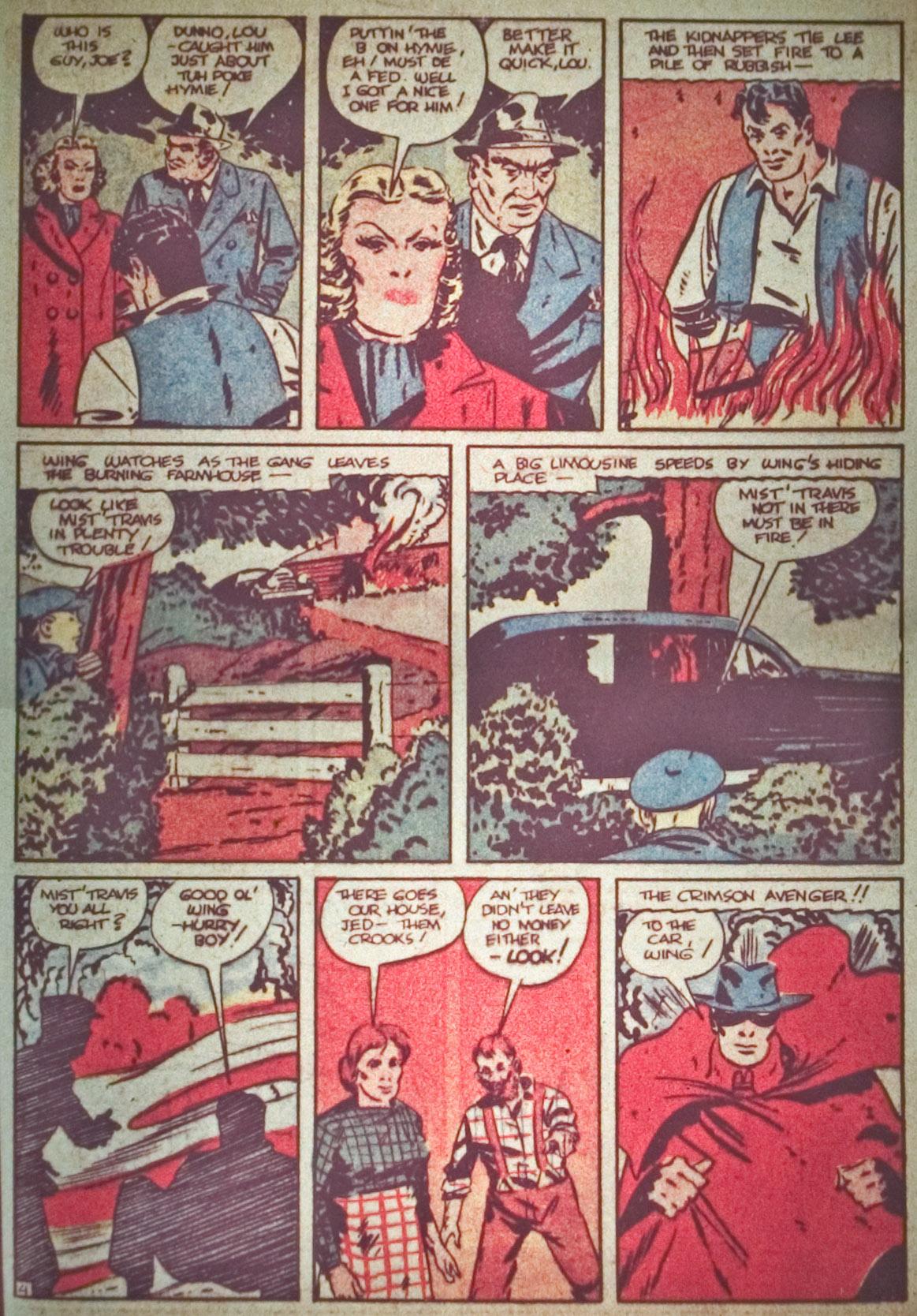 Detective Comics (1937) 29 Page 30