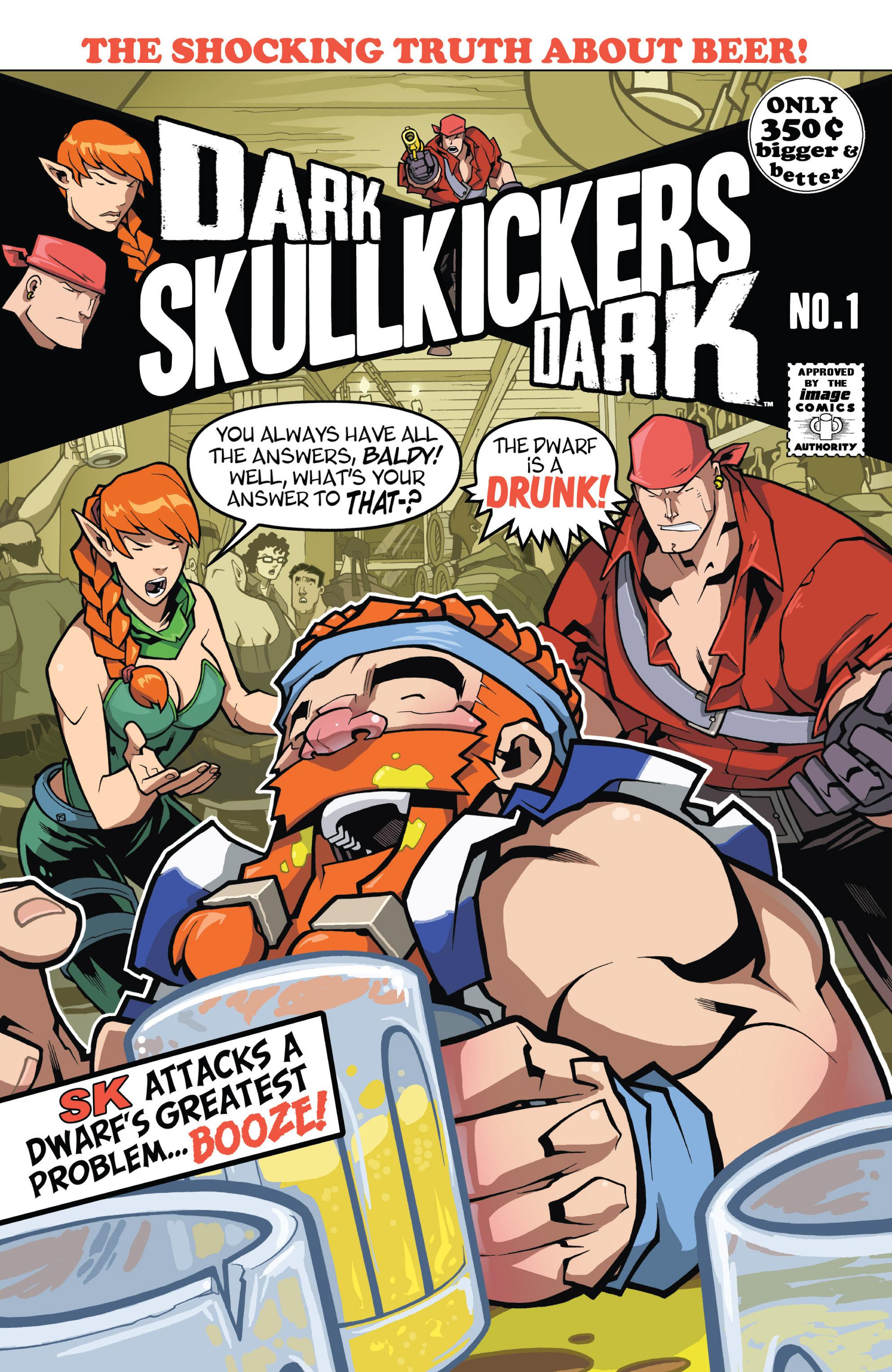 Read online Skullkickers comic -  Issue #23 - 1