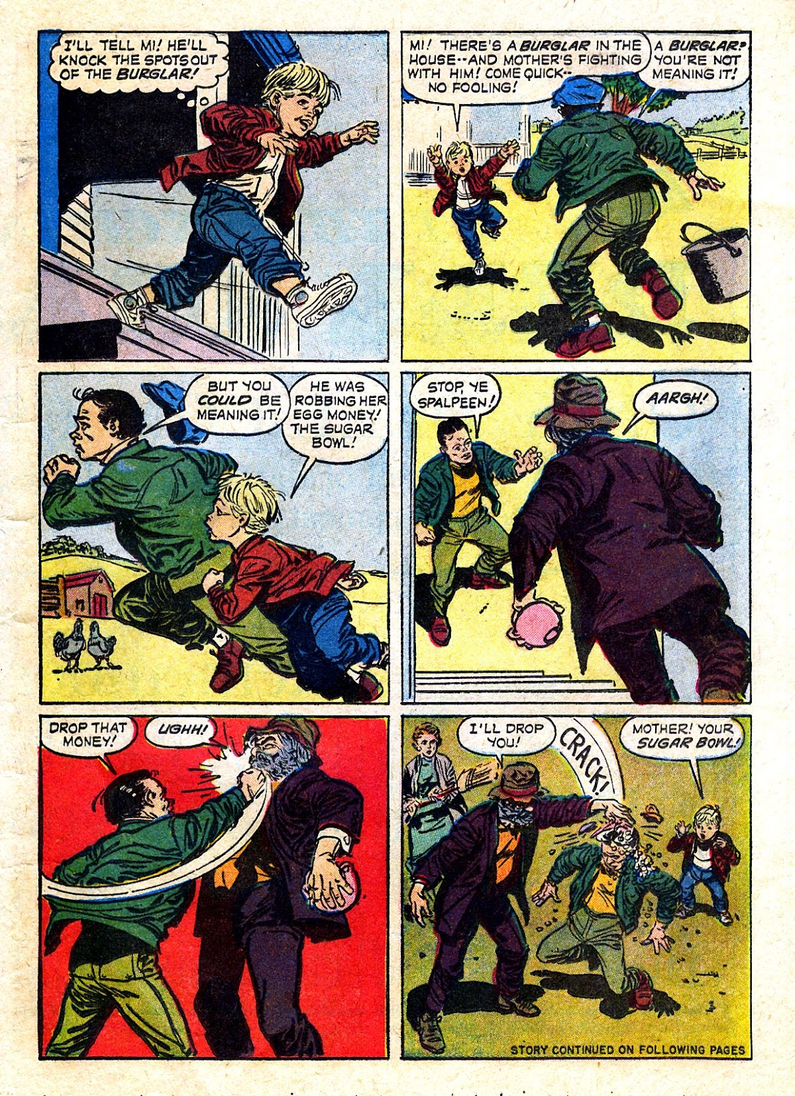 Four Color Comics issue 1195 - Page 17