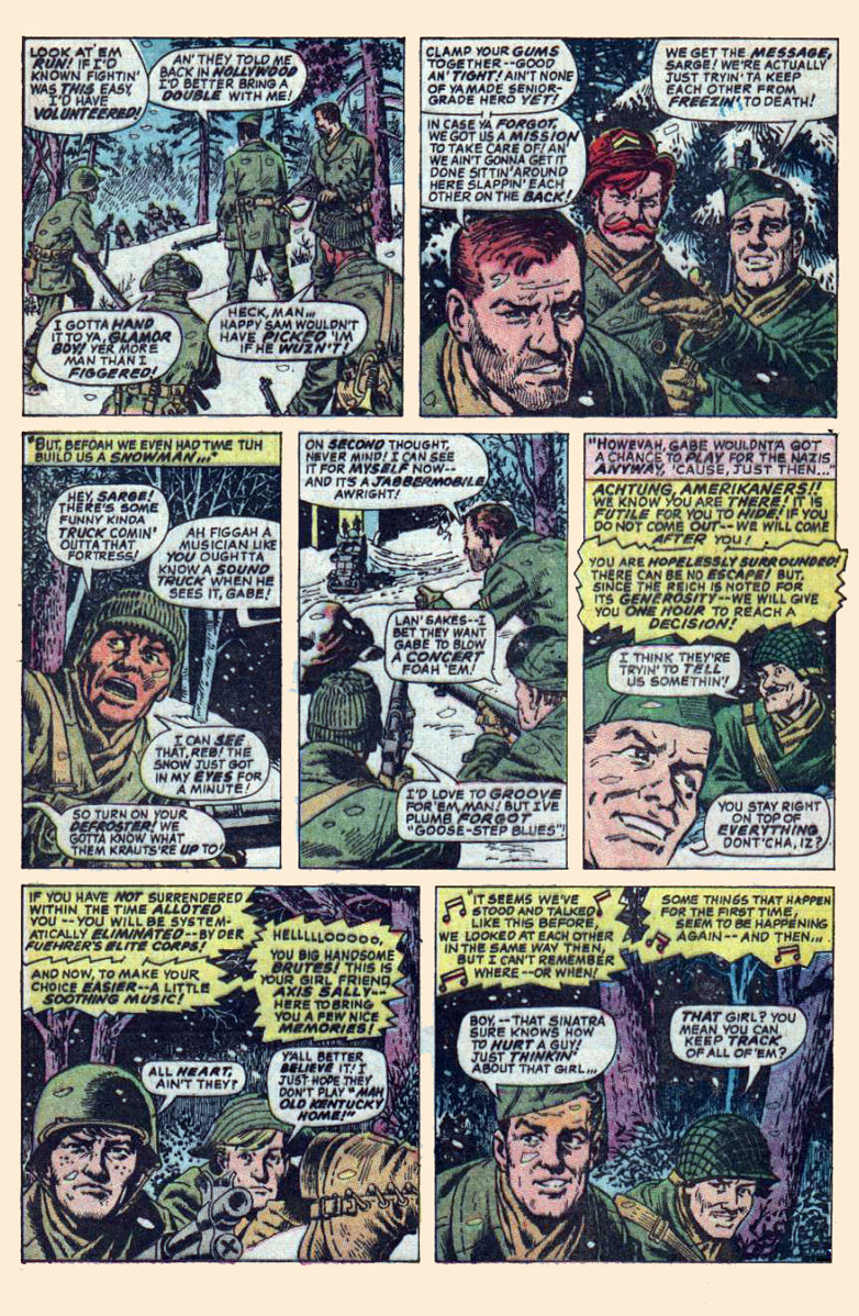 Read online Sgt. Fury comic -  Issue #139 - 16