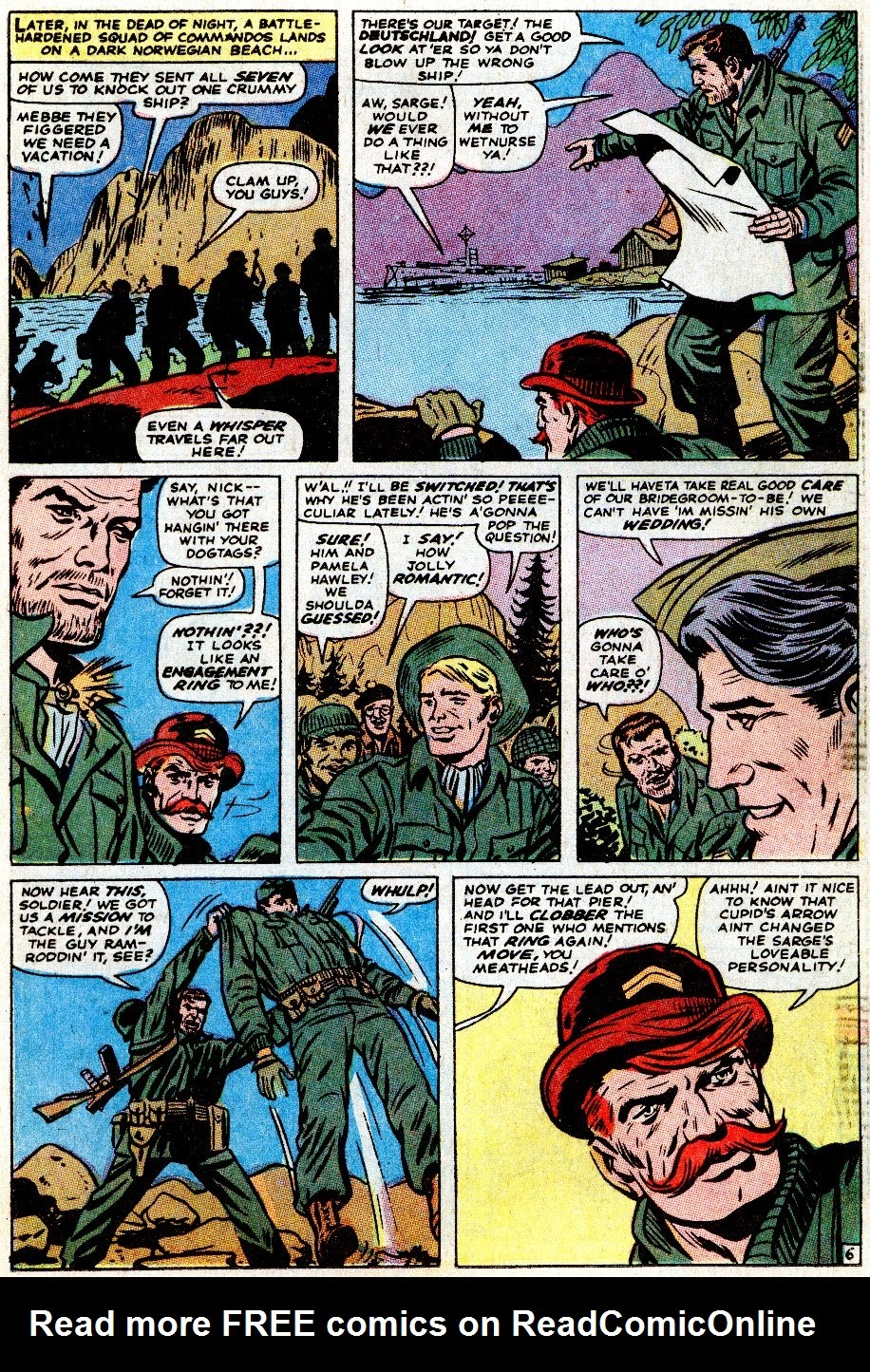 Sgt. Fury issue _Special_6 - Page 18