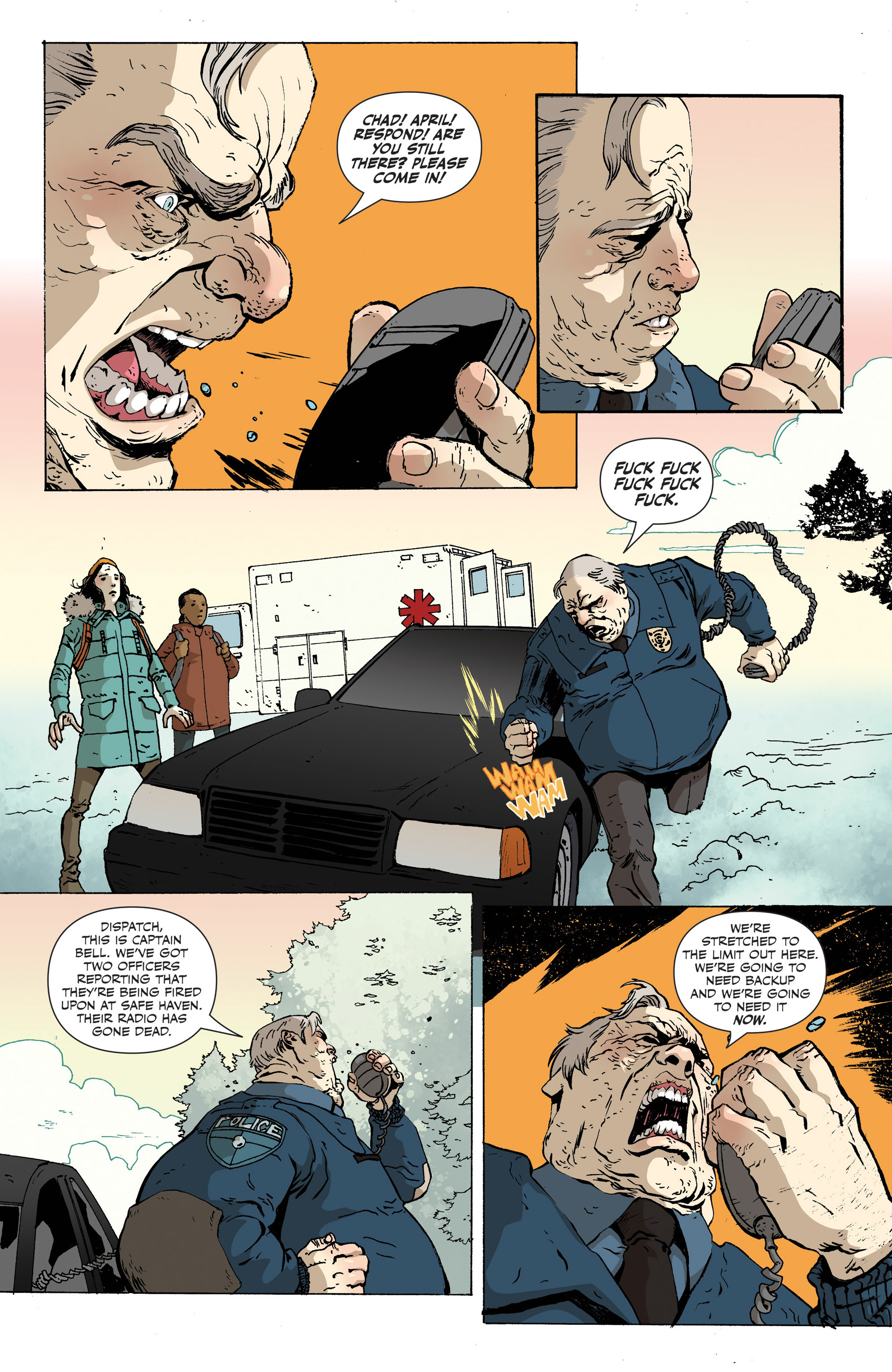 Read online Sheltered comic -  Issue #12 - 16