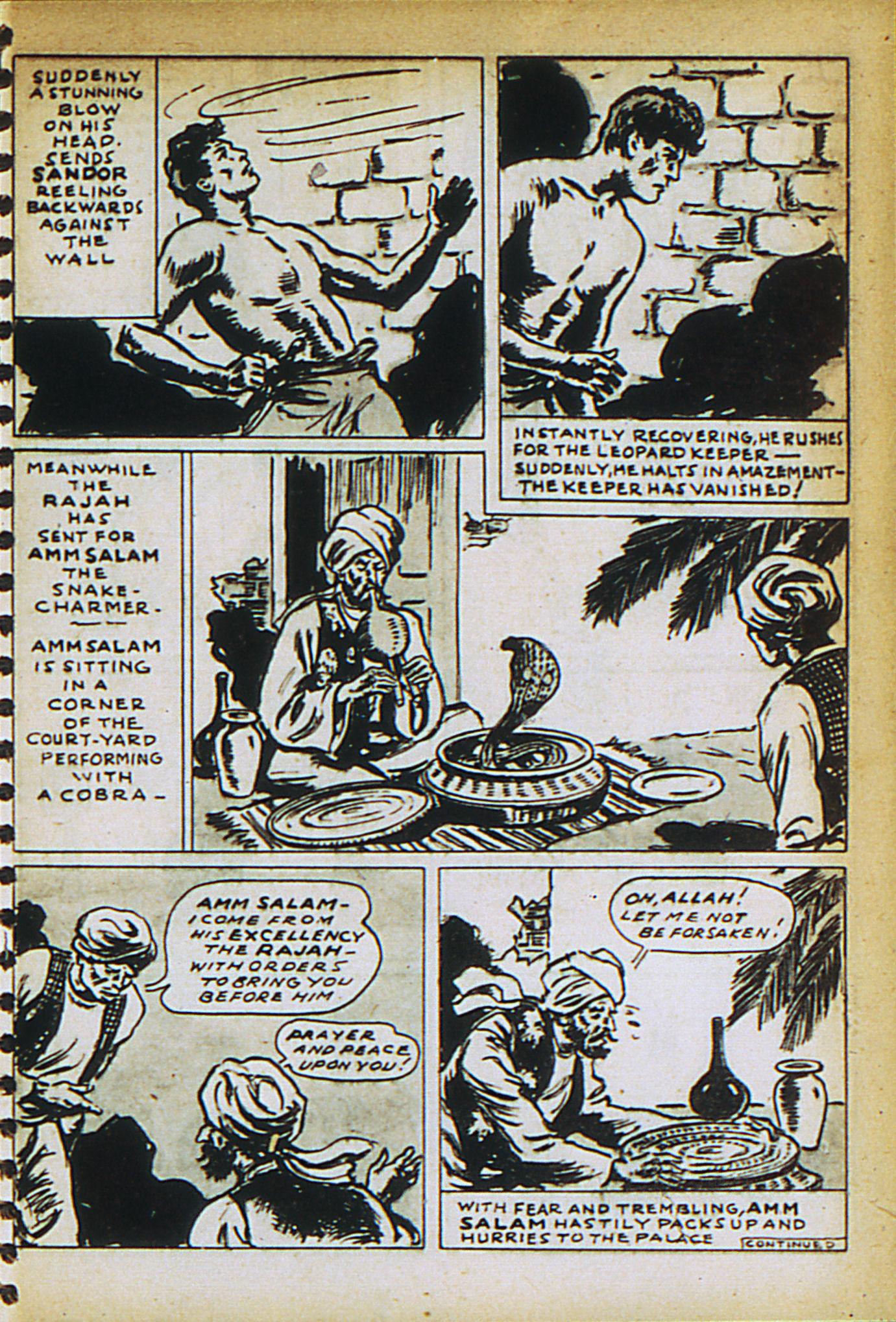 Read online Adventure Comics (1938) comic -  Issue #27 - 41