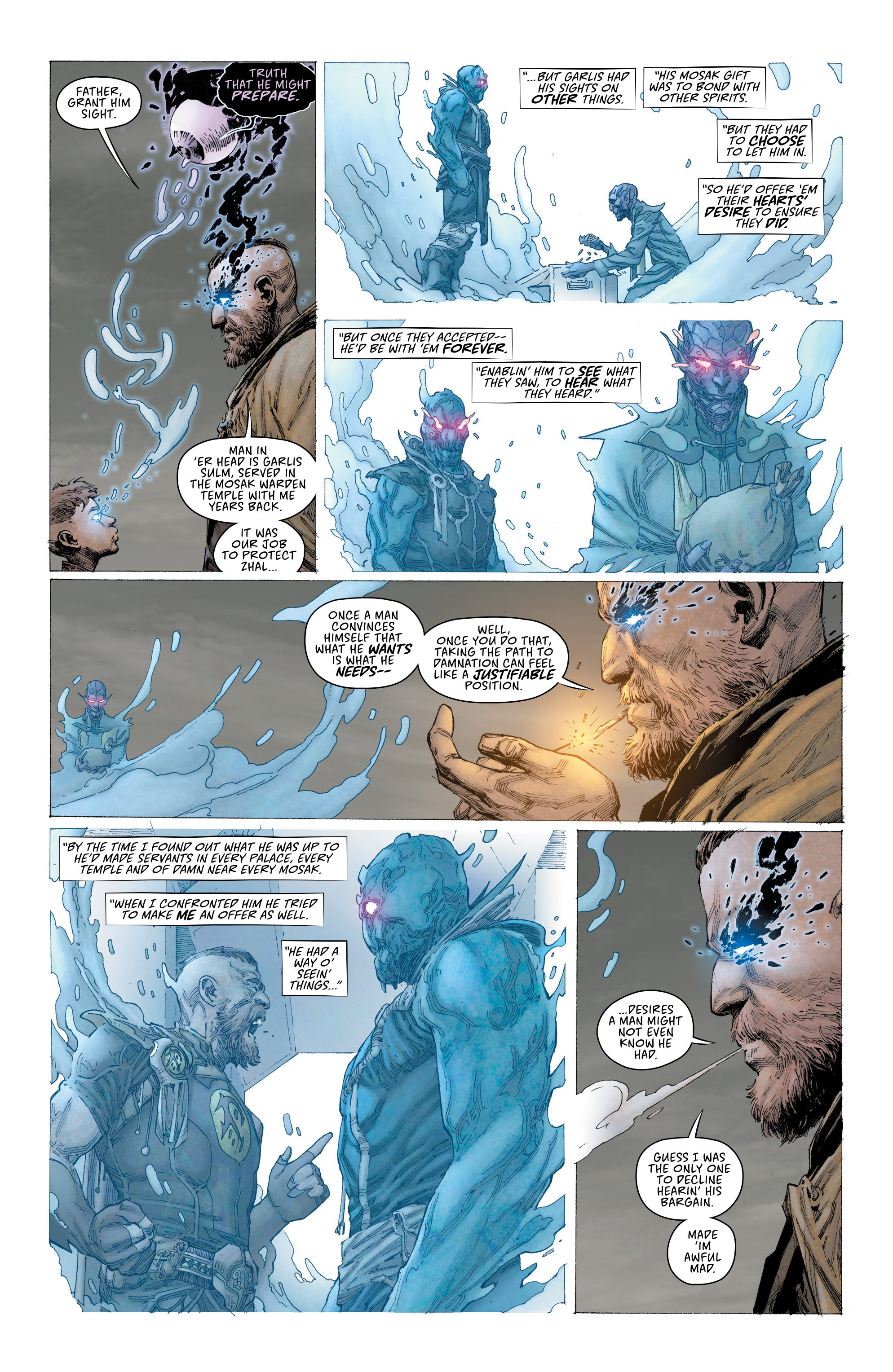 Read online Seven To Eternity comic -  Issue #2 - 9