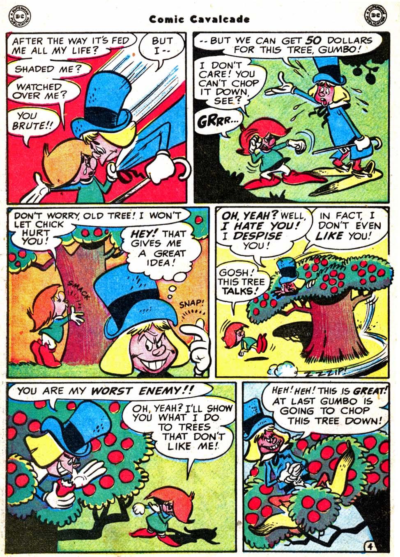 Comic Cavalcade issue 31 - Page 46