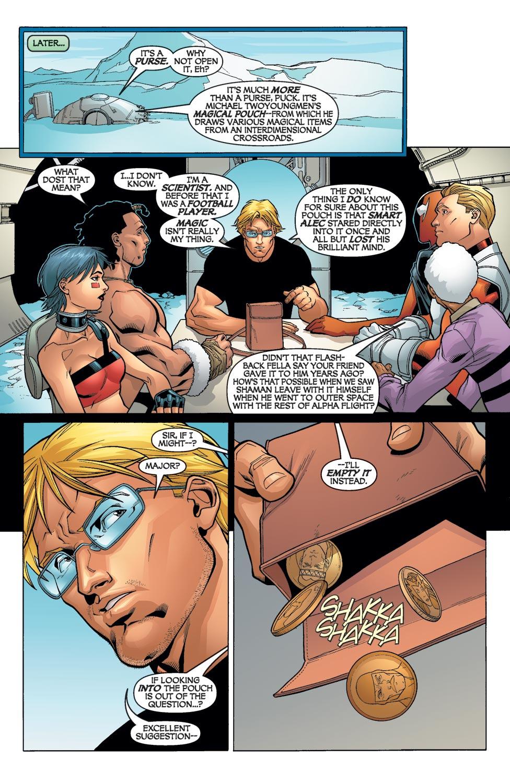 Read online Alpha Flight (2004) comic -  Issue #12 - 18