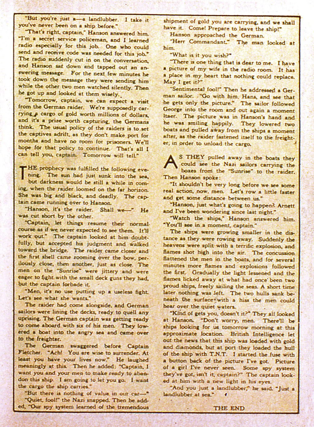 Read online Mystic Comics (1944) comic -  Issue #1 - 27