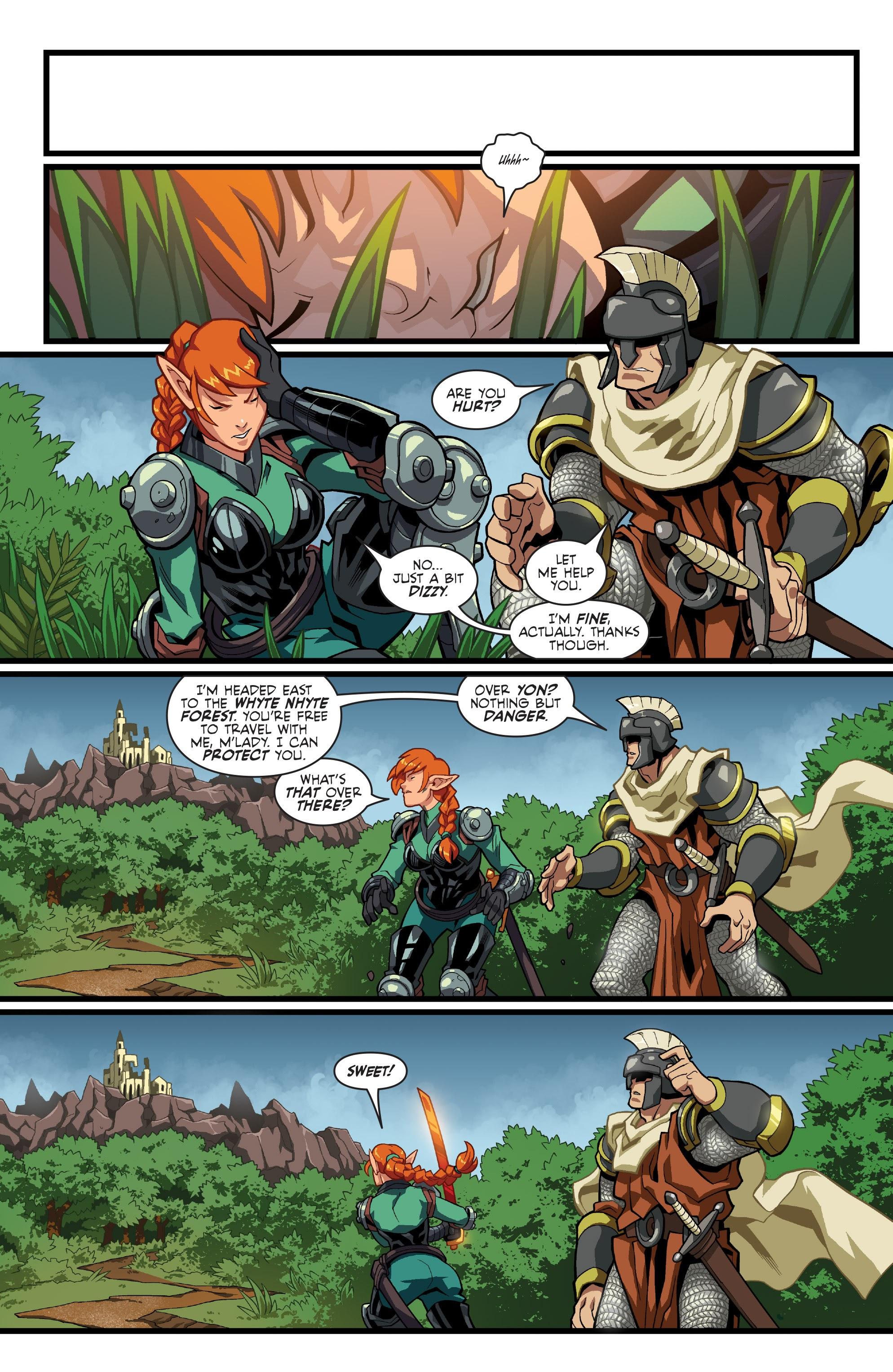 Read online Skullkickers comic -  Issue #100 - 18