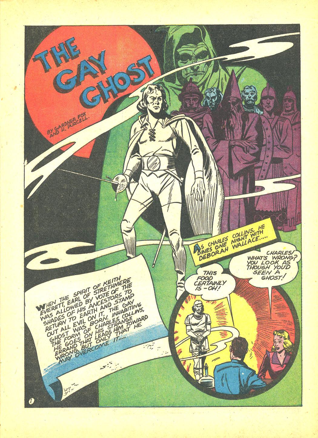 Read online Sensation (Mystery) Comics comic -  Issue #4 - 33