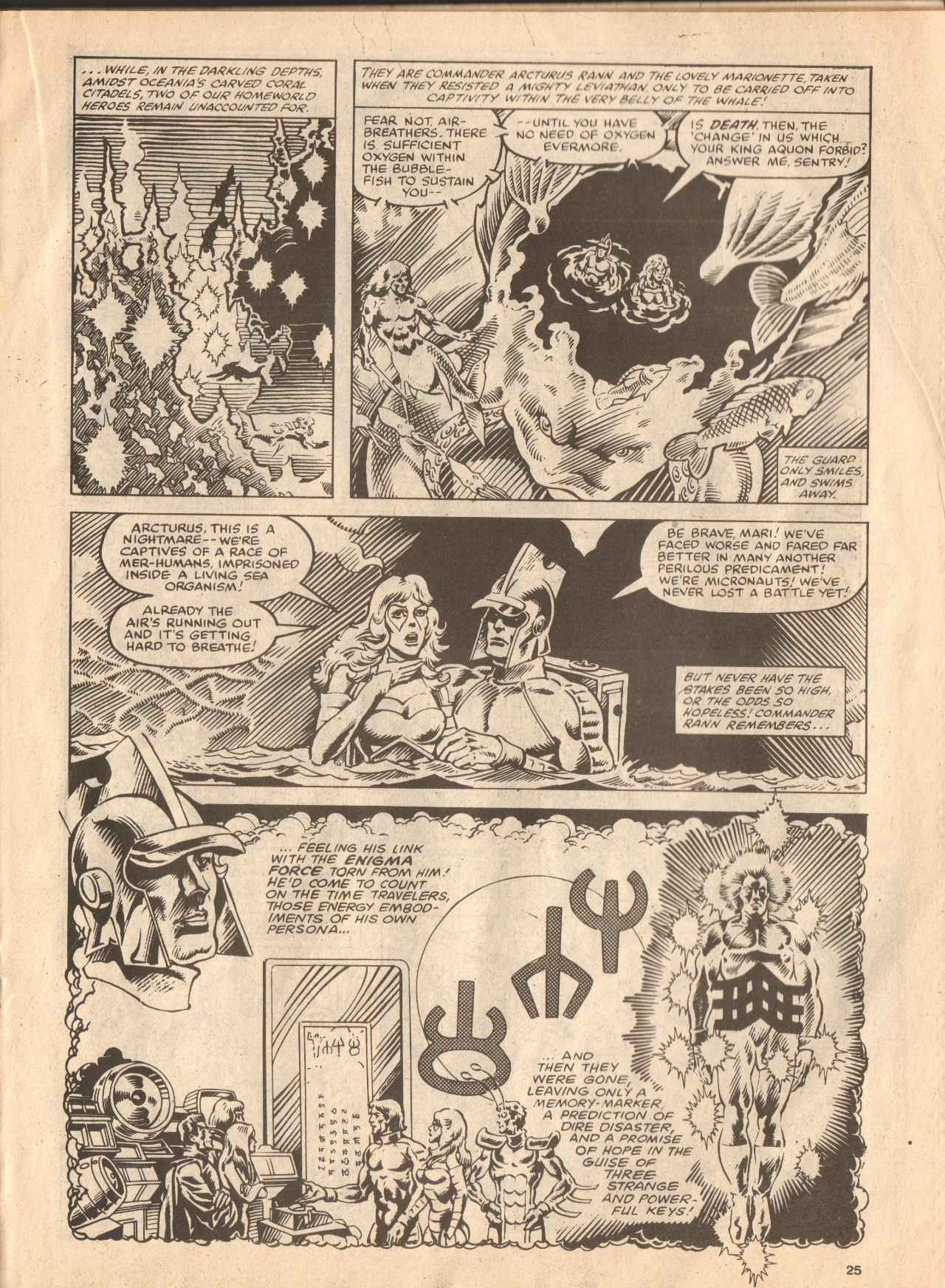 Read online Future Tense comic -  Issue #38 - 25