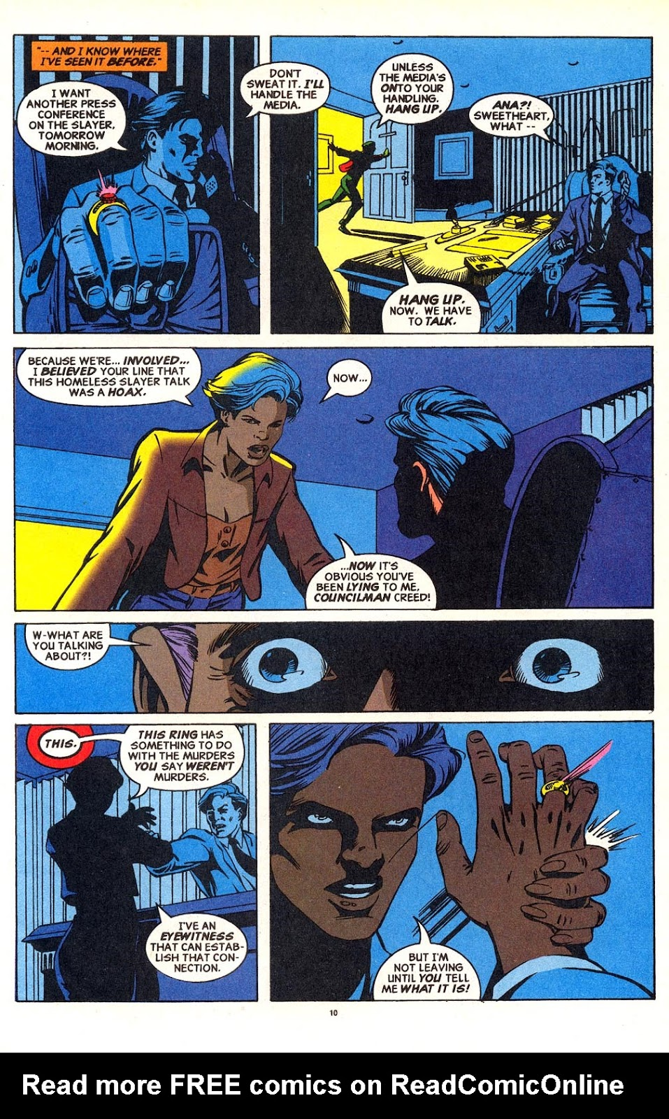 Cage (1992) issue 18 - Page 9