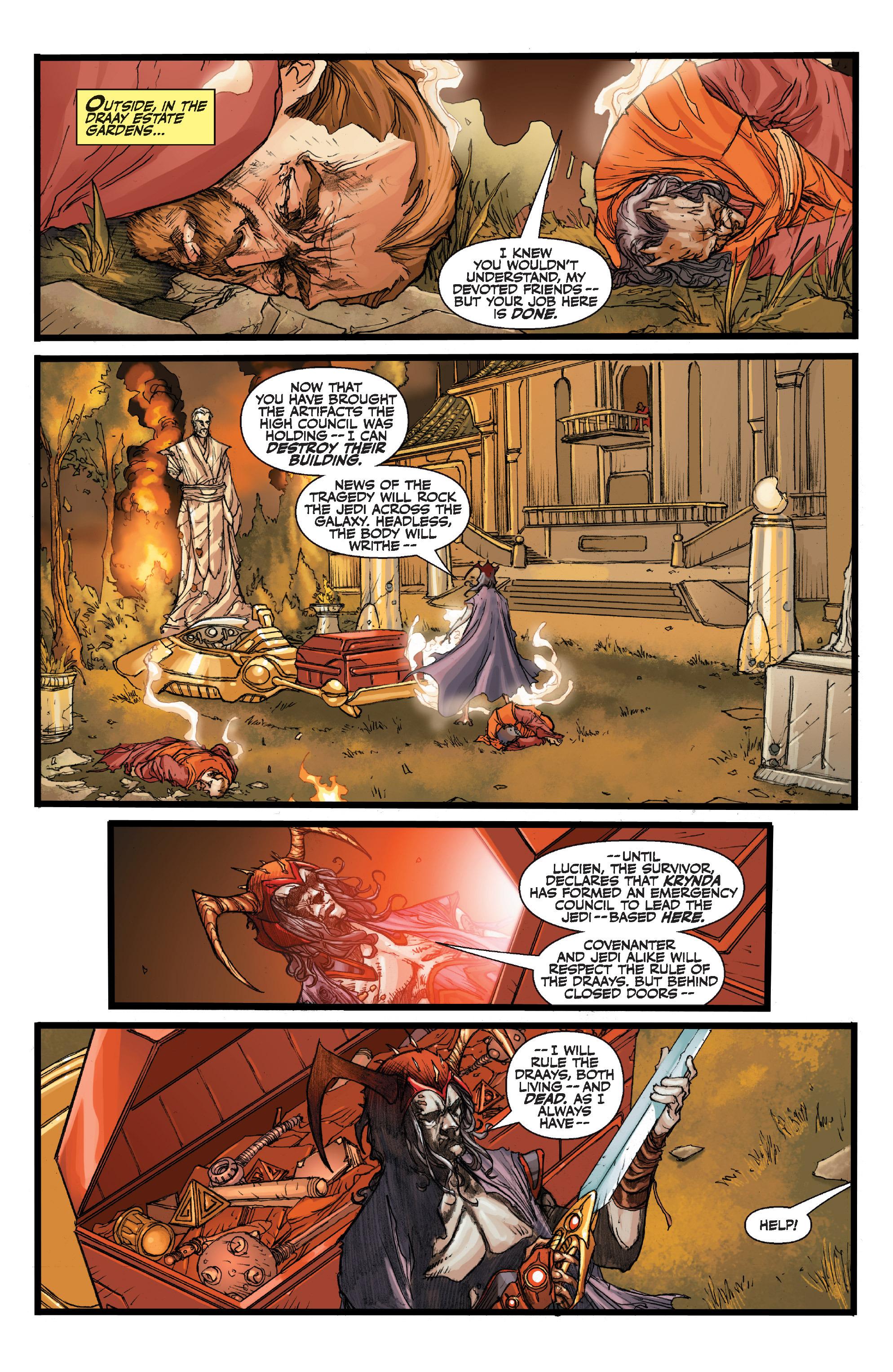 Read online Star Wars Omnibus comic -  Issue # Vol. 32 - 377