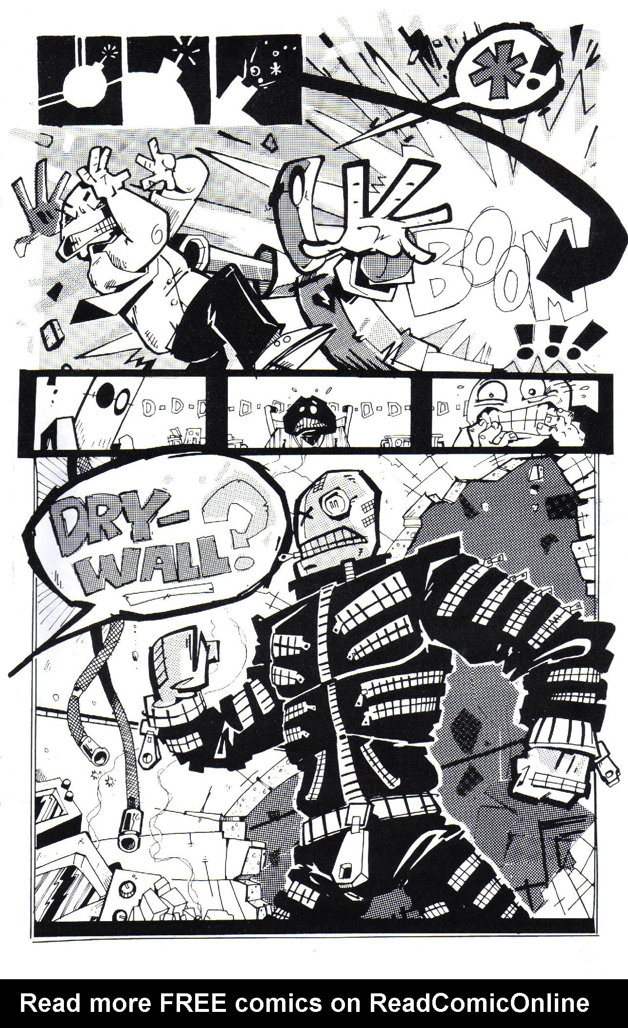 Read online Scud: The Disposable Assassin (2008) comic -  Issue #1 - 18