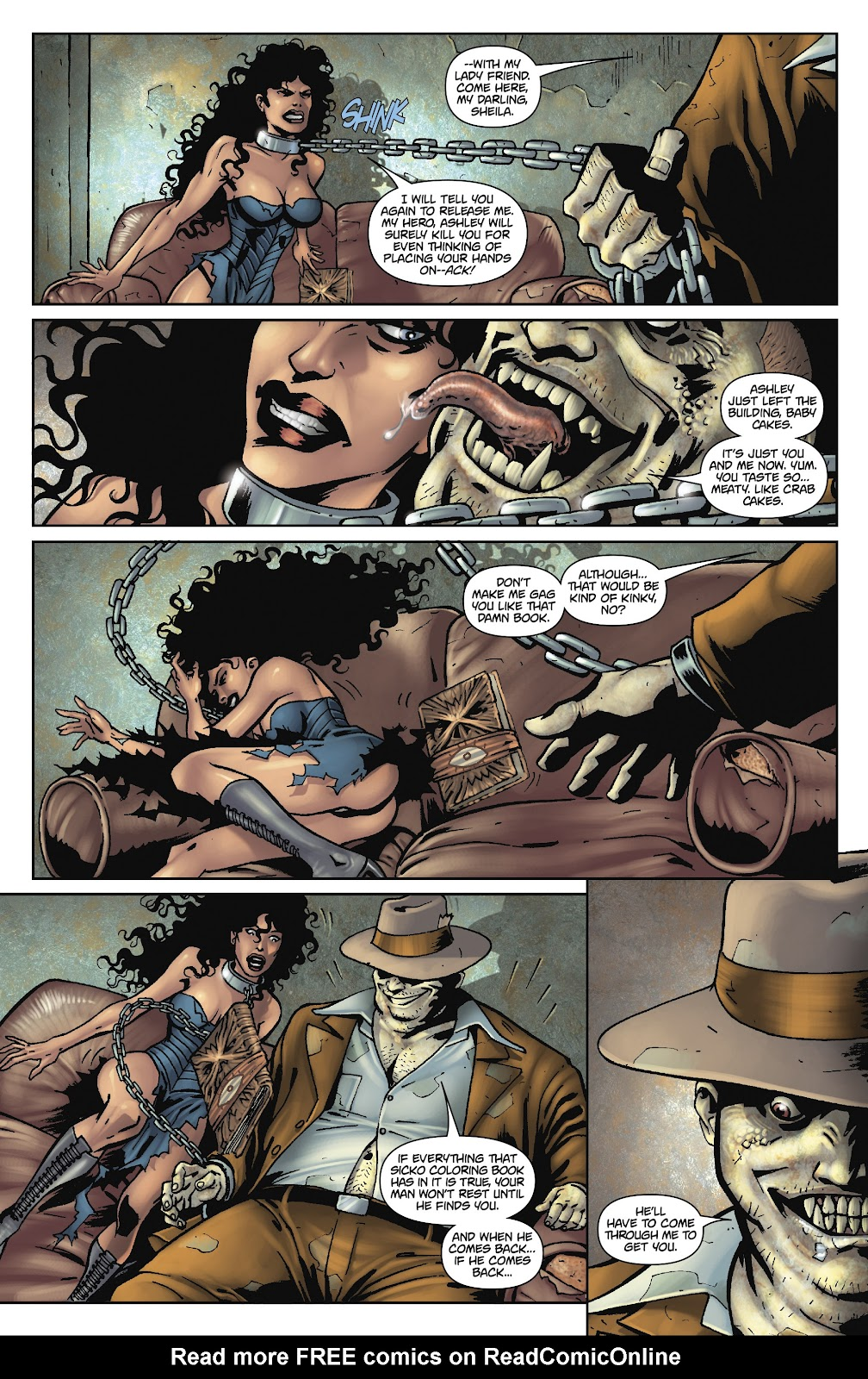 Army of Darkness: The Long Road Home issue TPB - Page 70