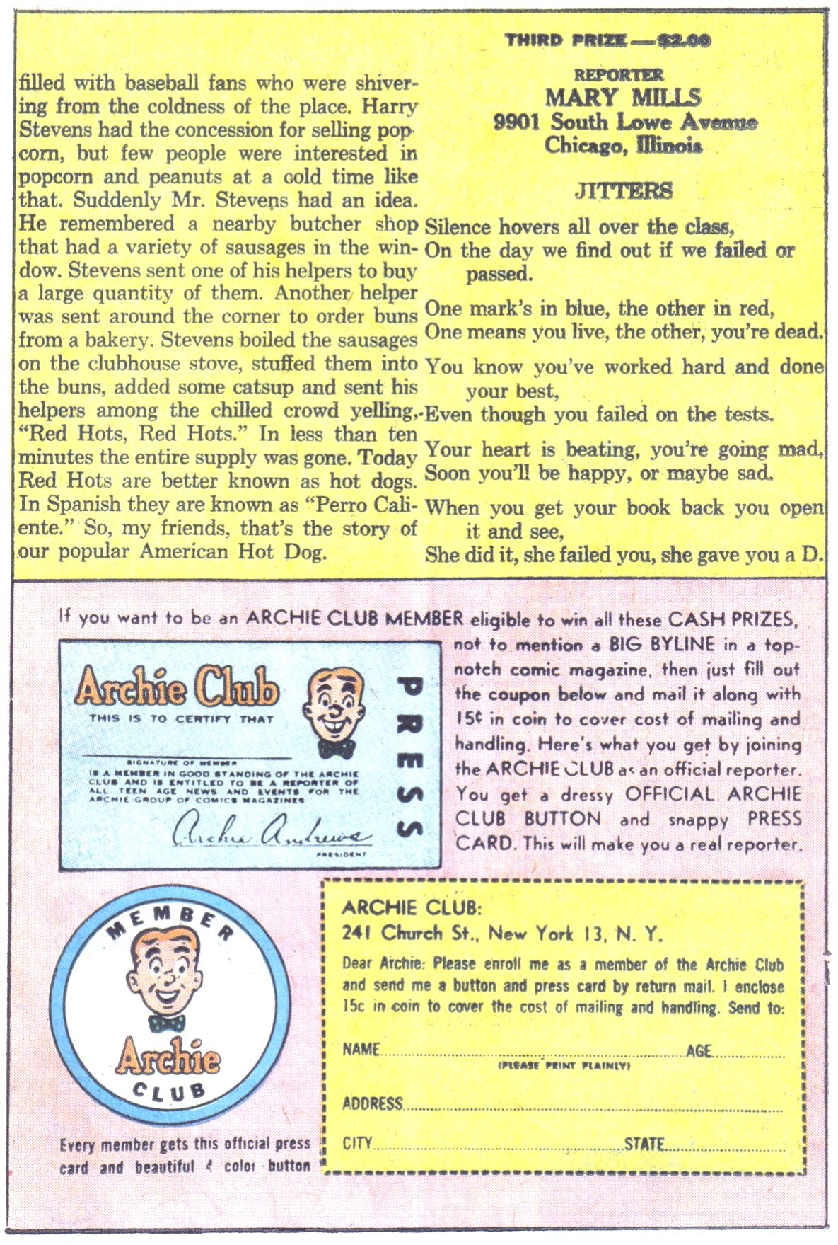 Read online Archie (1960) comic -  Issue #151 - 27