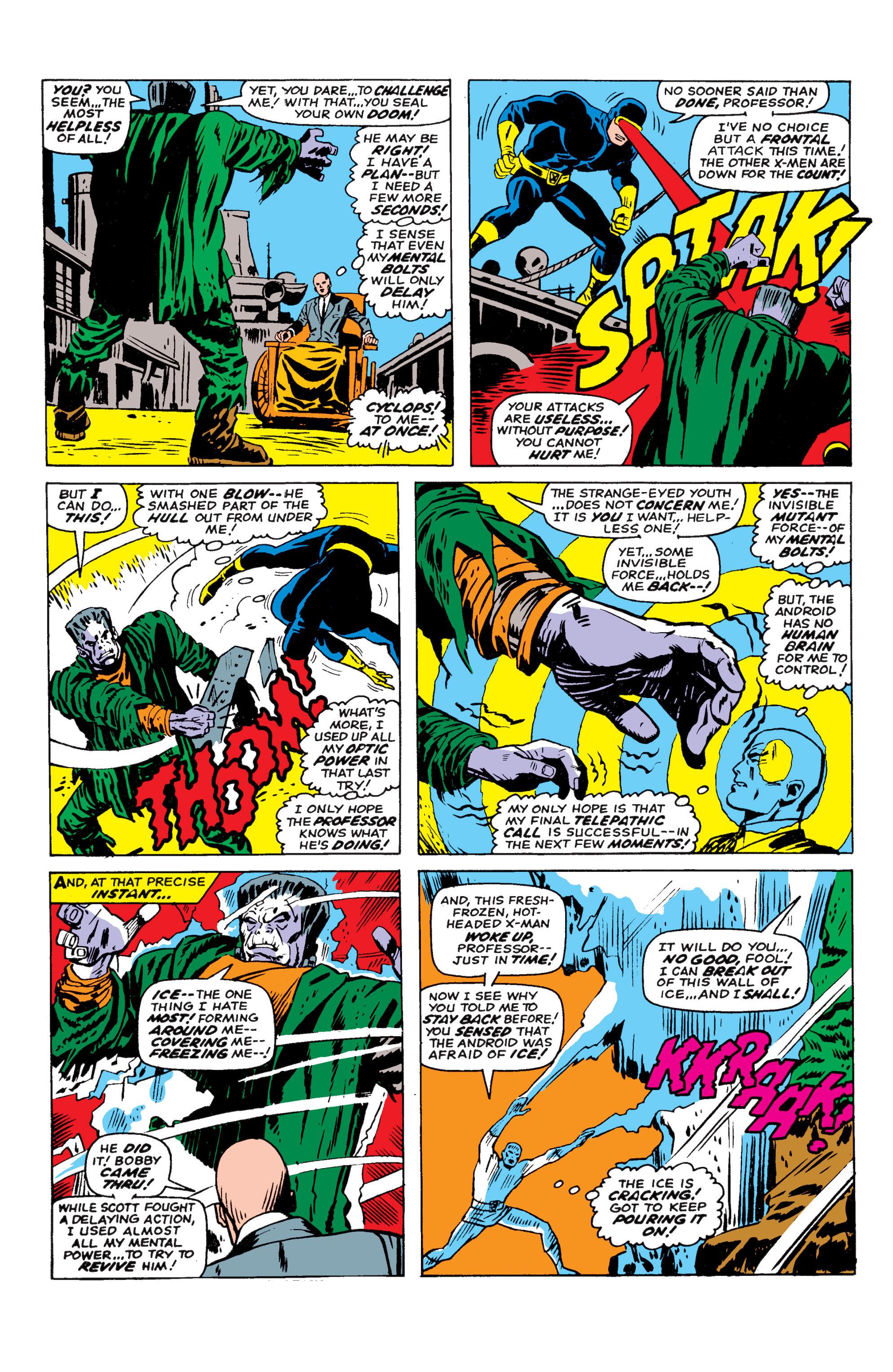 Uncanny X-Men (1963) 40 Page 14