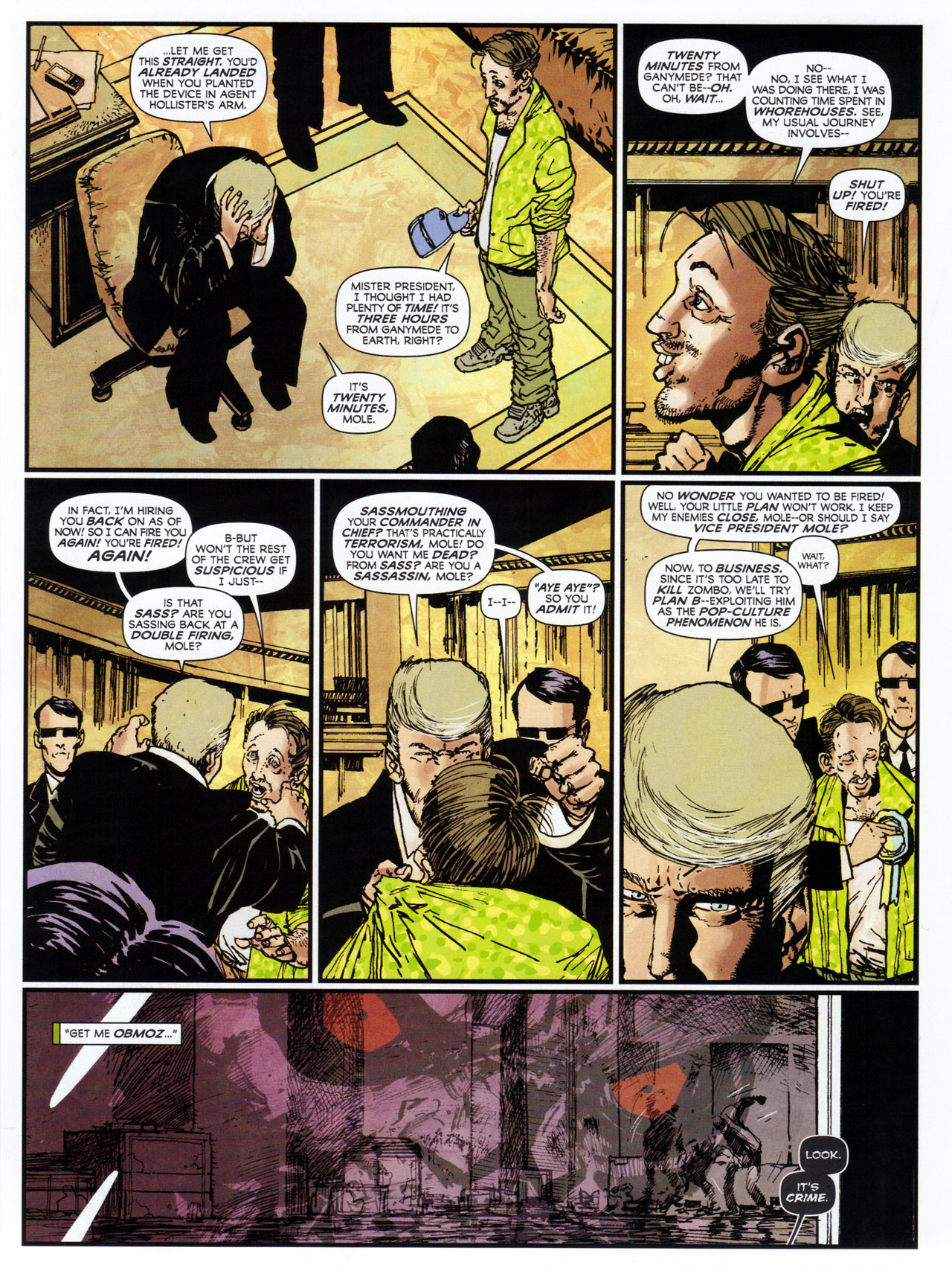 Read online 2000 AD comic -  Issue #1746 - 102