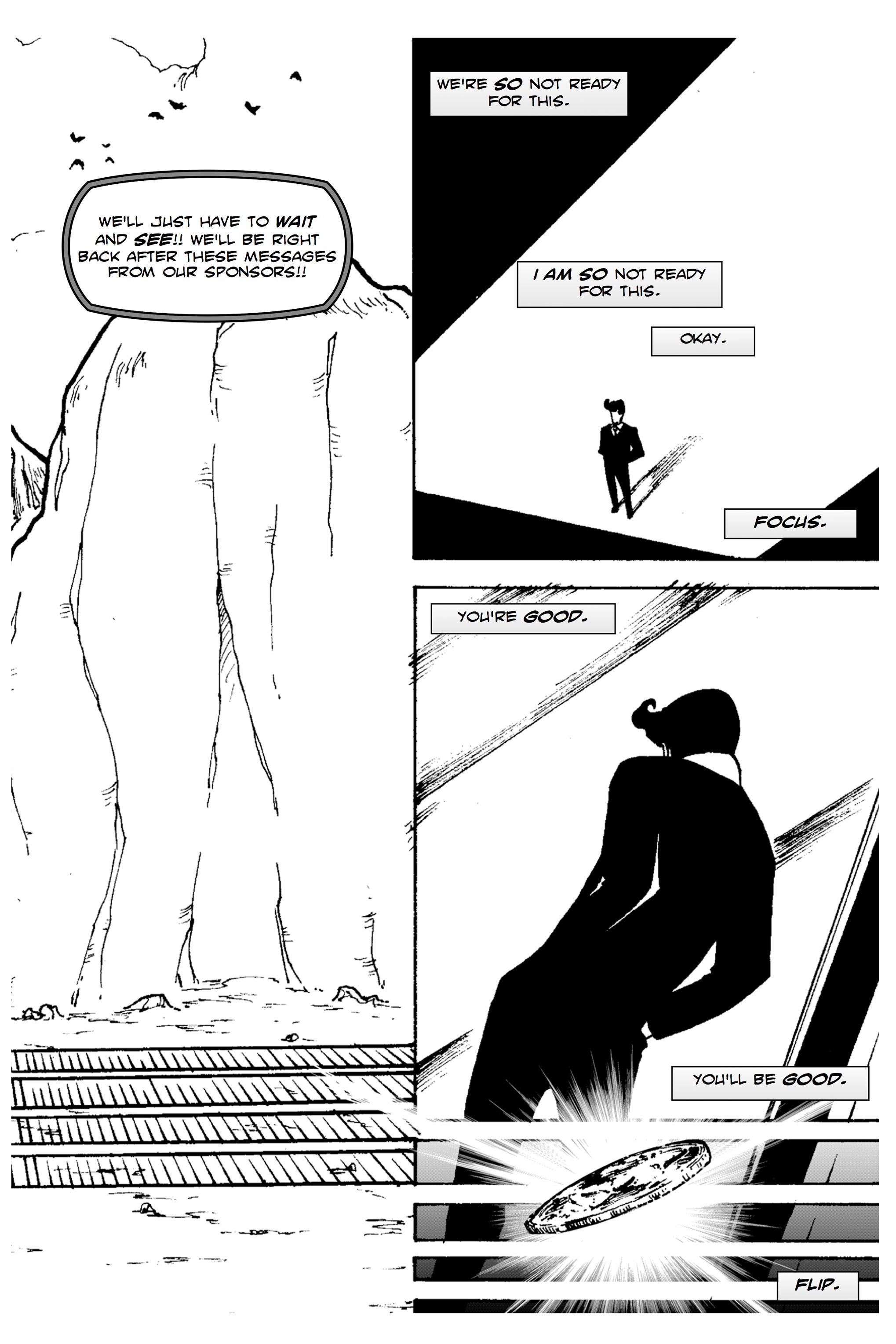 Read online Silvertongue 30xx Vol. 1 comic -  Issue # Full - 38