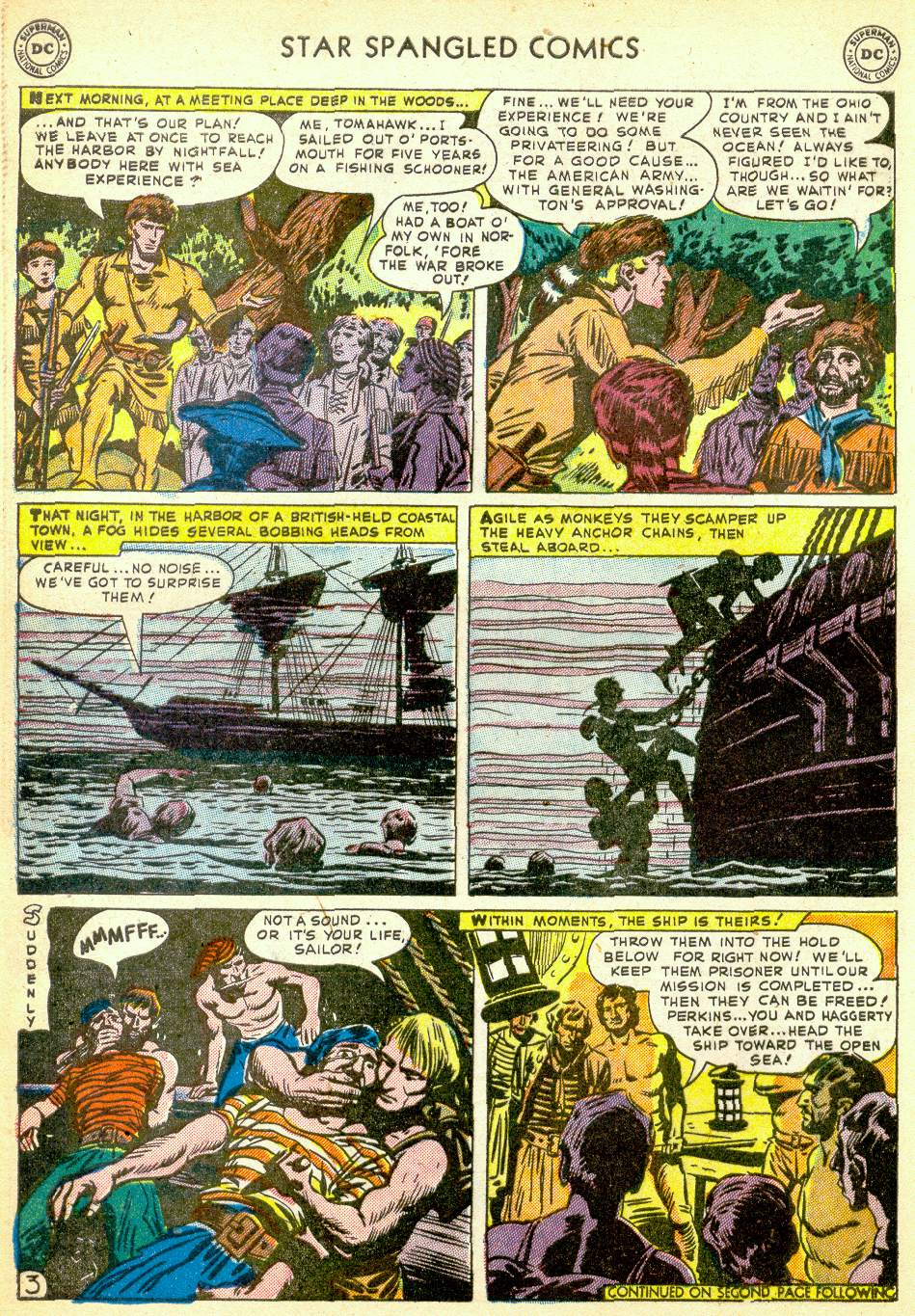 Star Spangled Comics (1941) issue 123 - Page 34