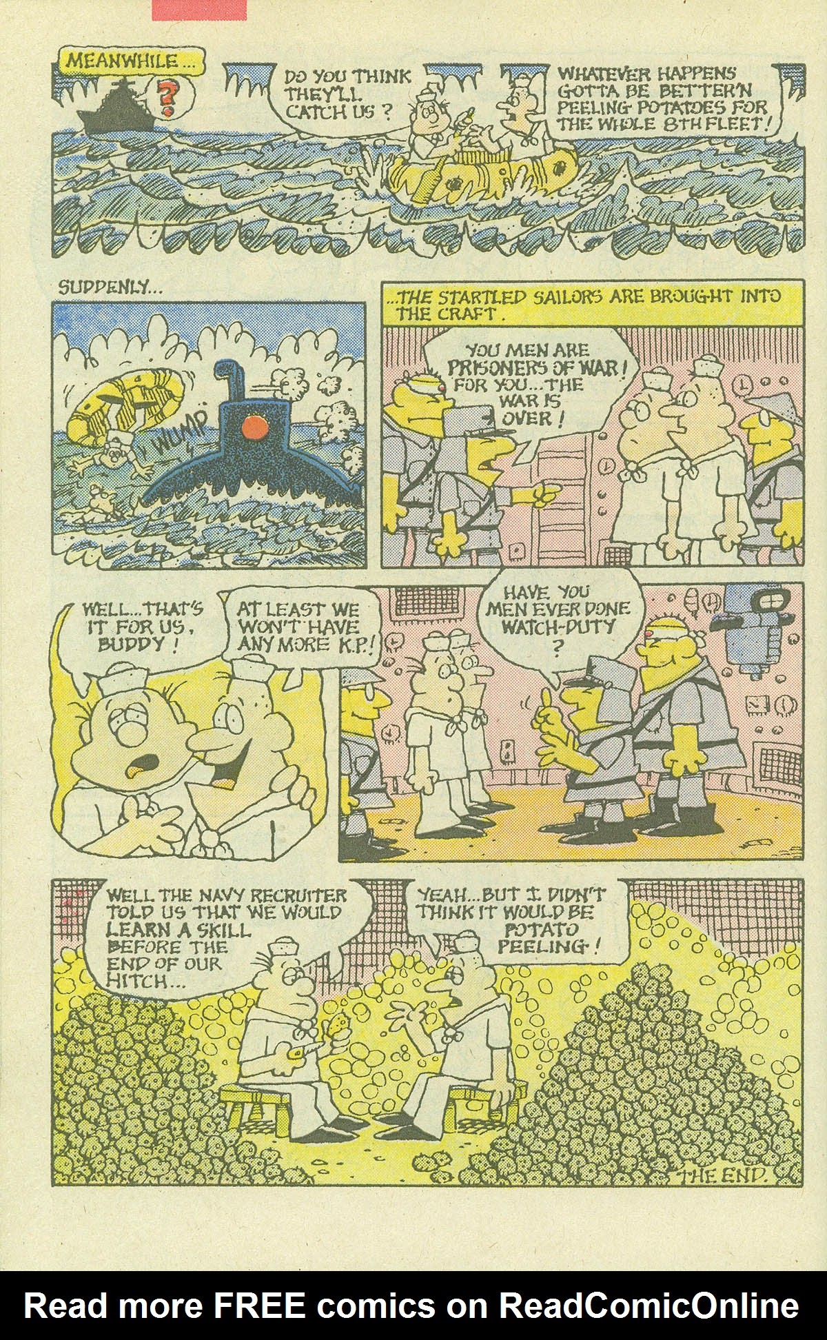 Read online Sgt. Rock comic -  Issue #409 - 27