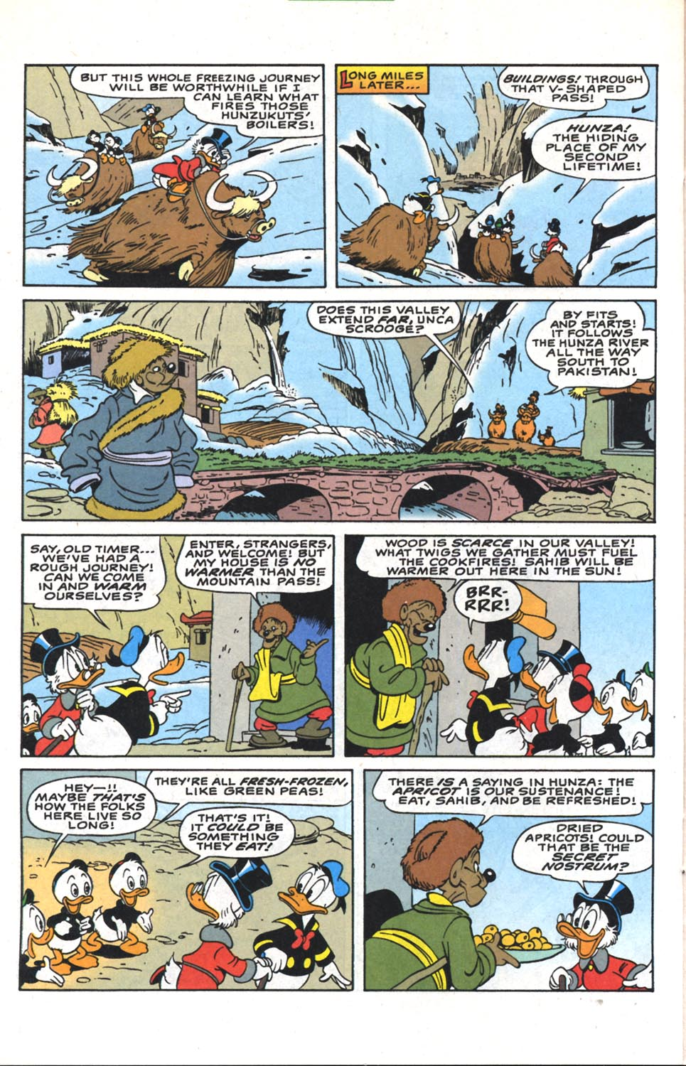 Read online Uncle Scrooge (1953) comic -  Issue #300 - 28
